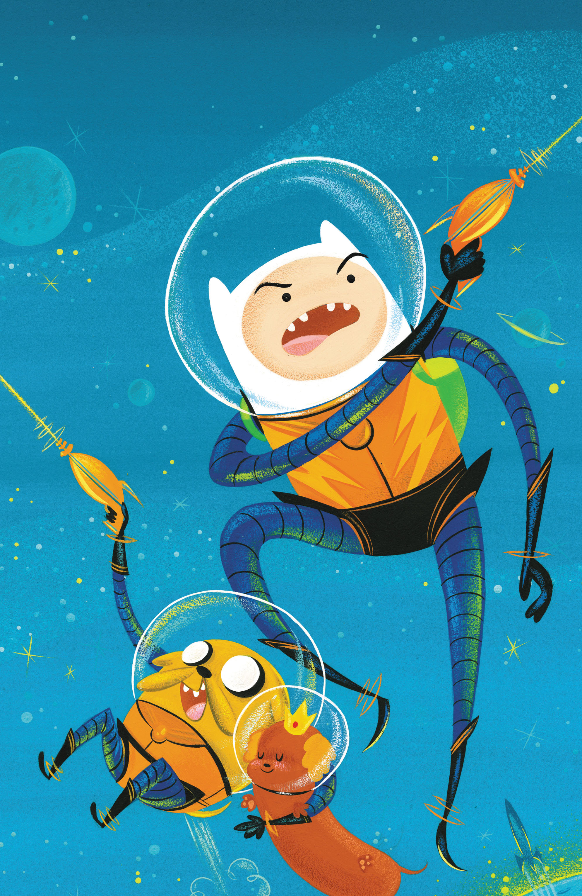 Read online Adventure Time comic -  Issue #3 - 4