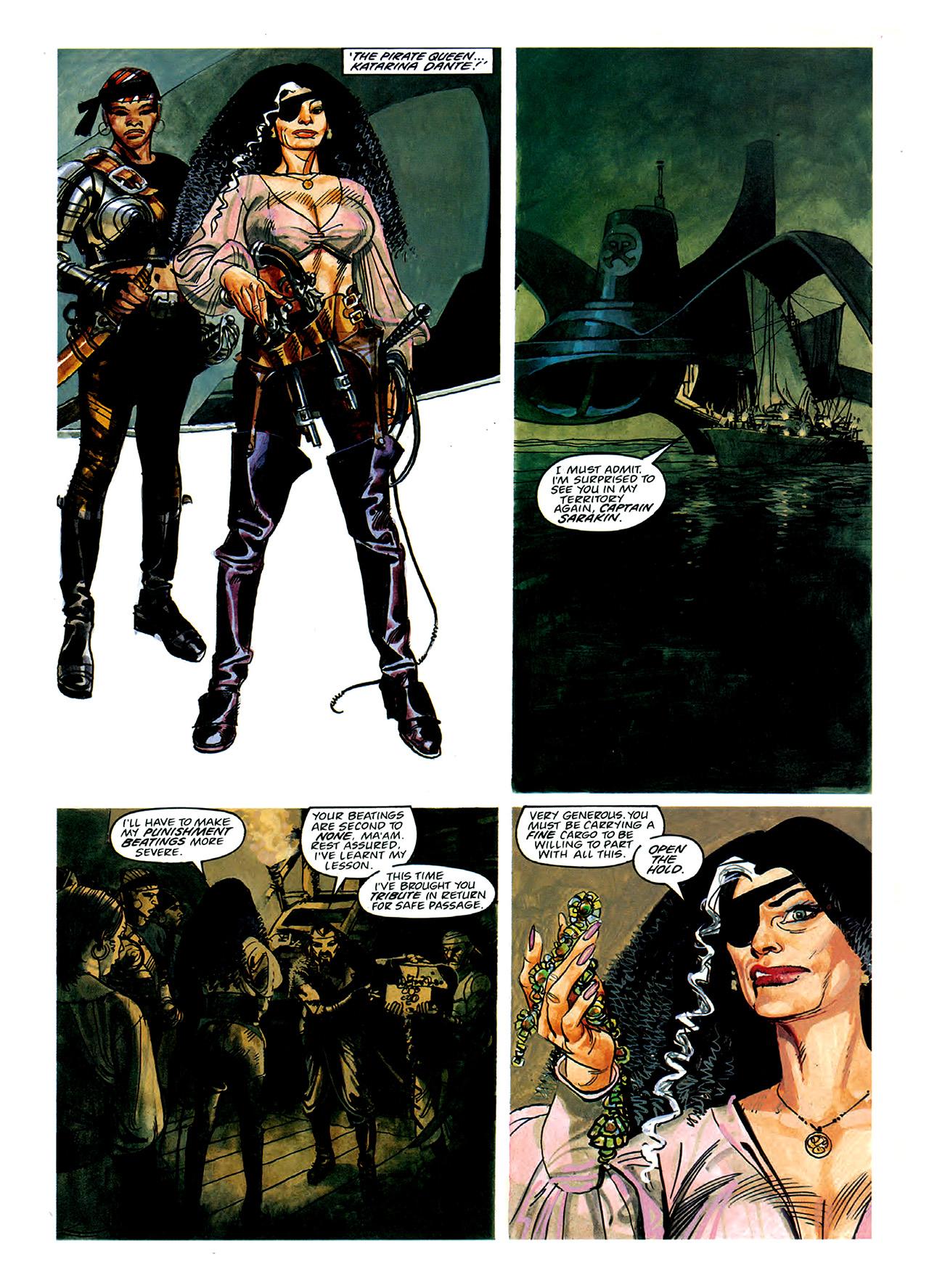 Read online Nikolai Dante comic -  Issue # TPB 3 - 39
