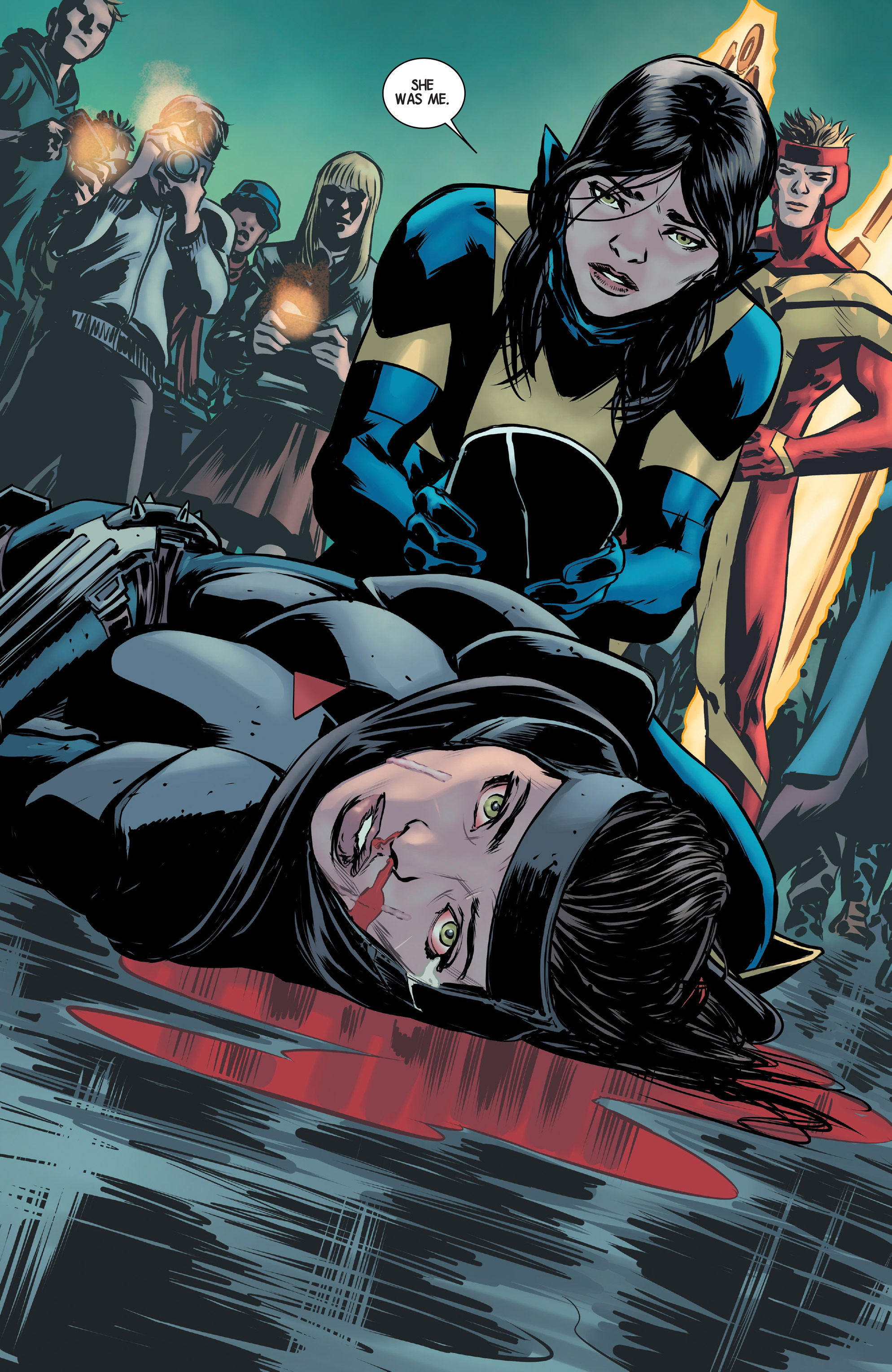 Read online All-New Wolverine (2016) comic -  Issue #1 - 29
