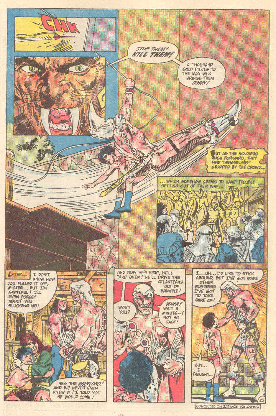 Warlord (1976) issue 89 - Page 22
