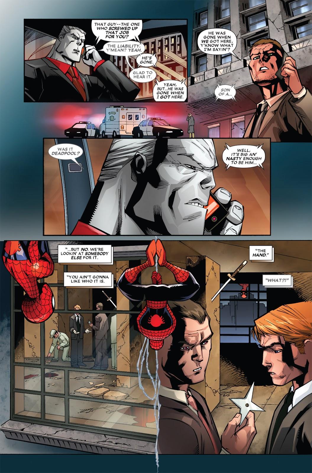 Read online Deadpool (2008) comic -  Issue #51 - 8