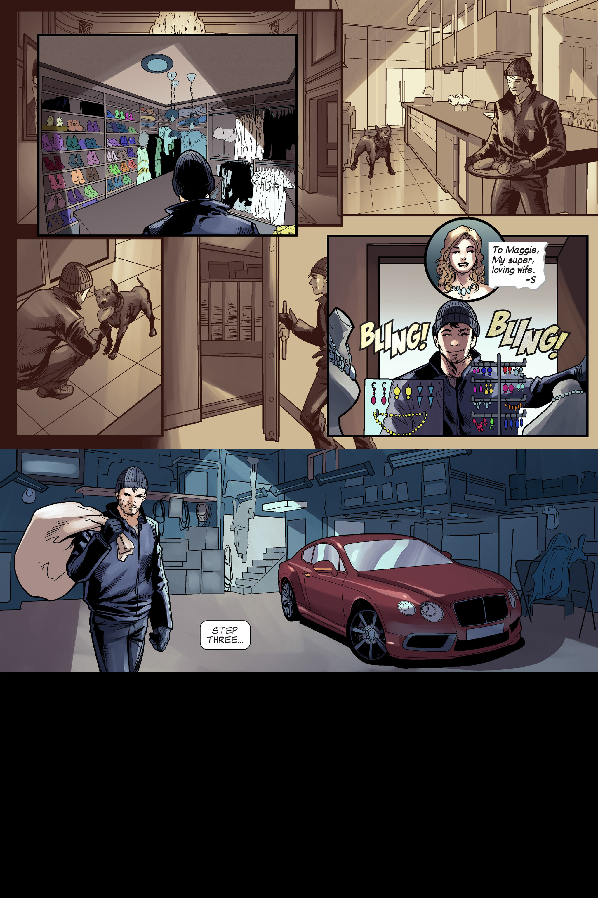 Read online Ant-Man — Scott Lang: Small Time comic -  Issue # Full - 44