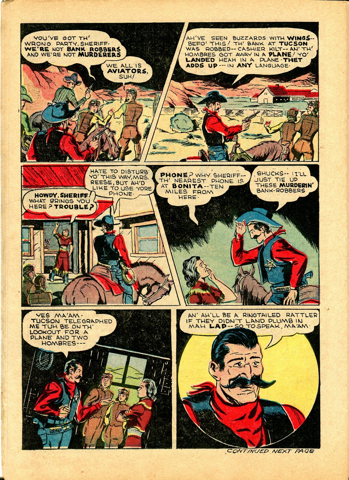 Read online Famous Funnies comic -  Issue #102 - 48