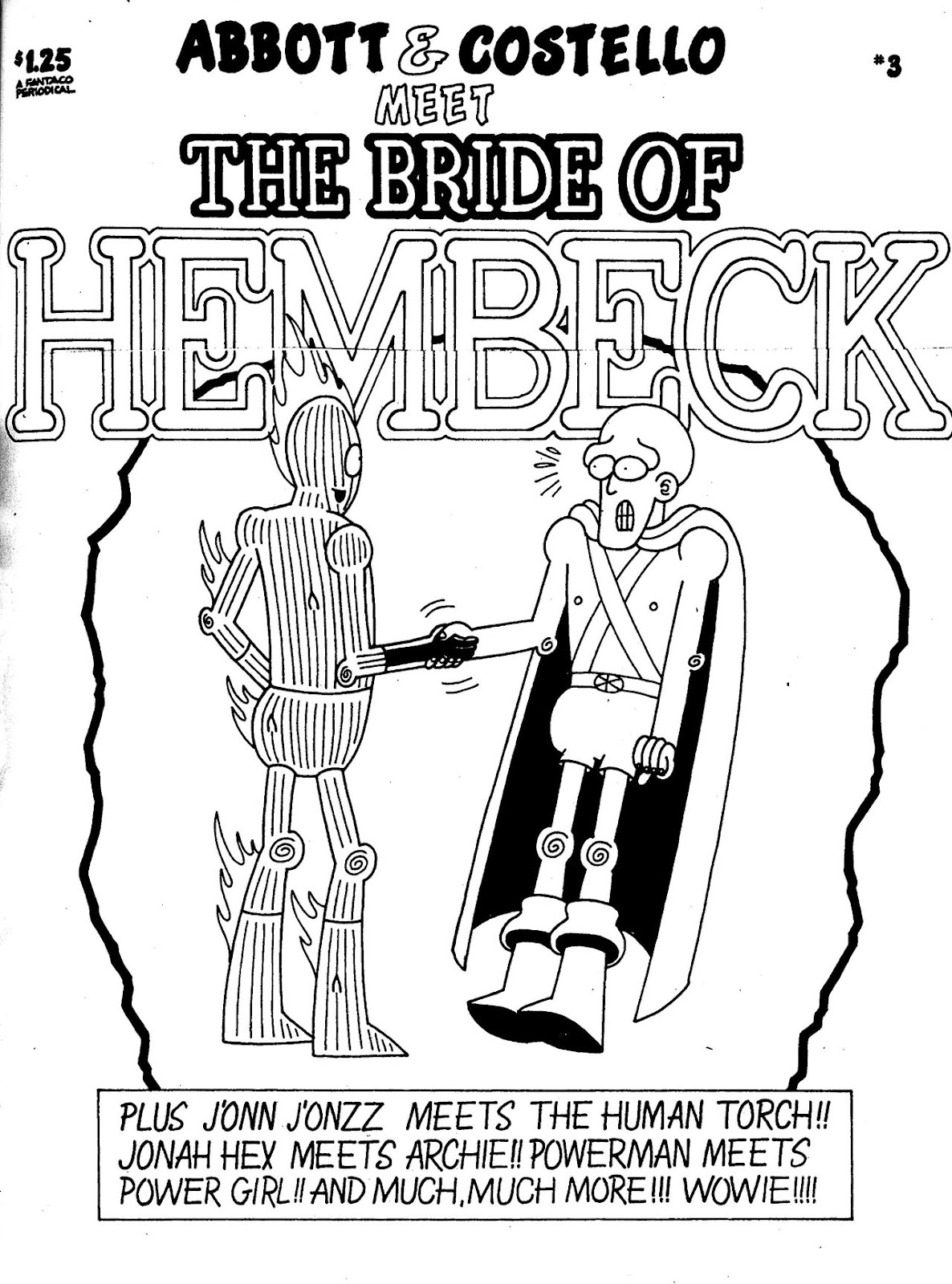 Read online The Nearly Complete Essential Hembeck Archives Omnibus comic -  Issue # TPB (Part 2) - 29