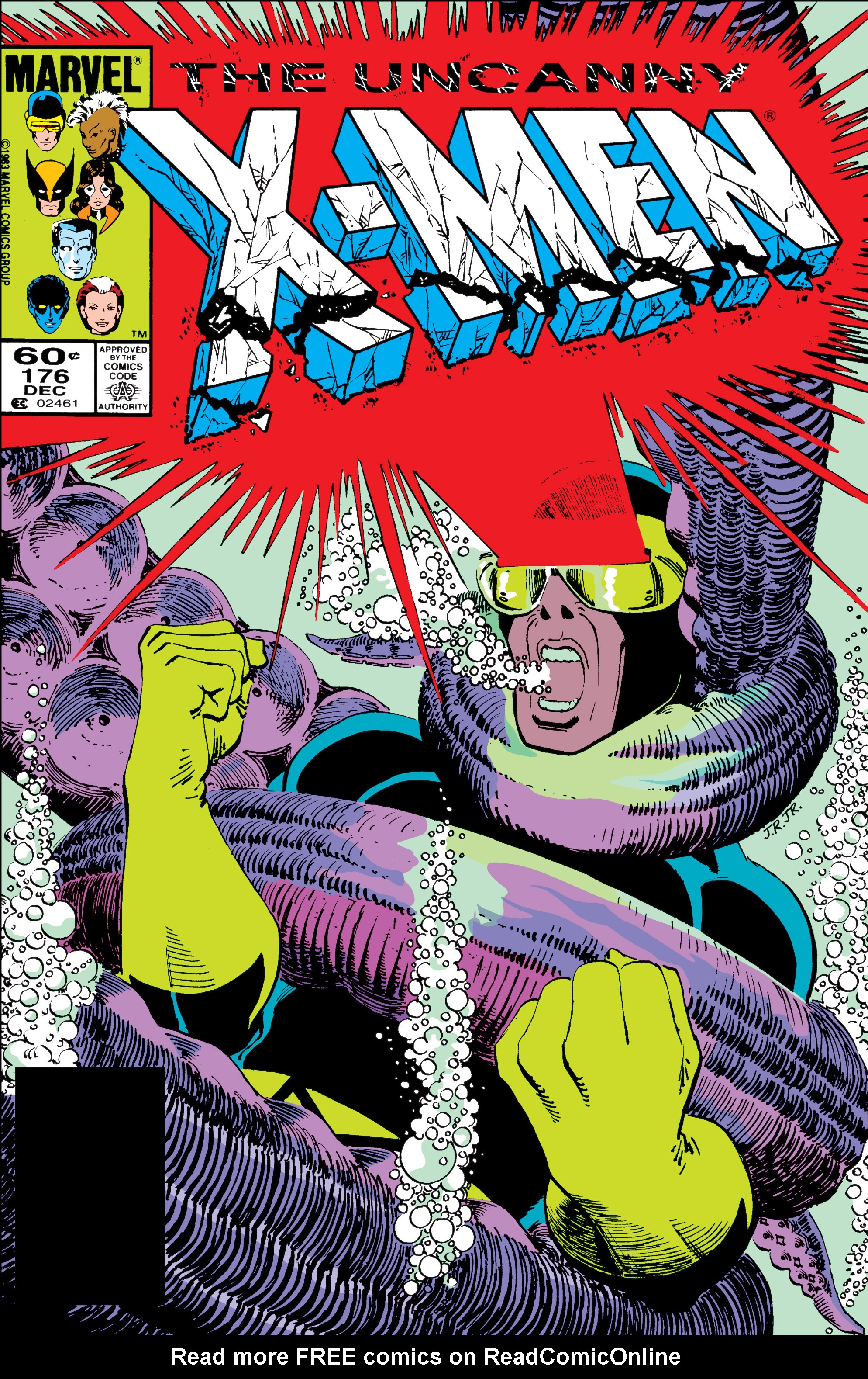 Uncanny X-Men (1963) 176 Page 1
