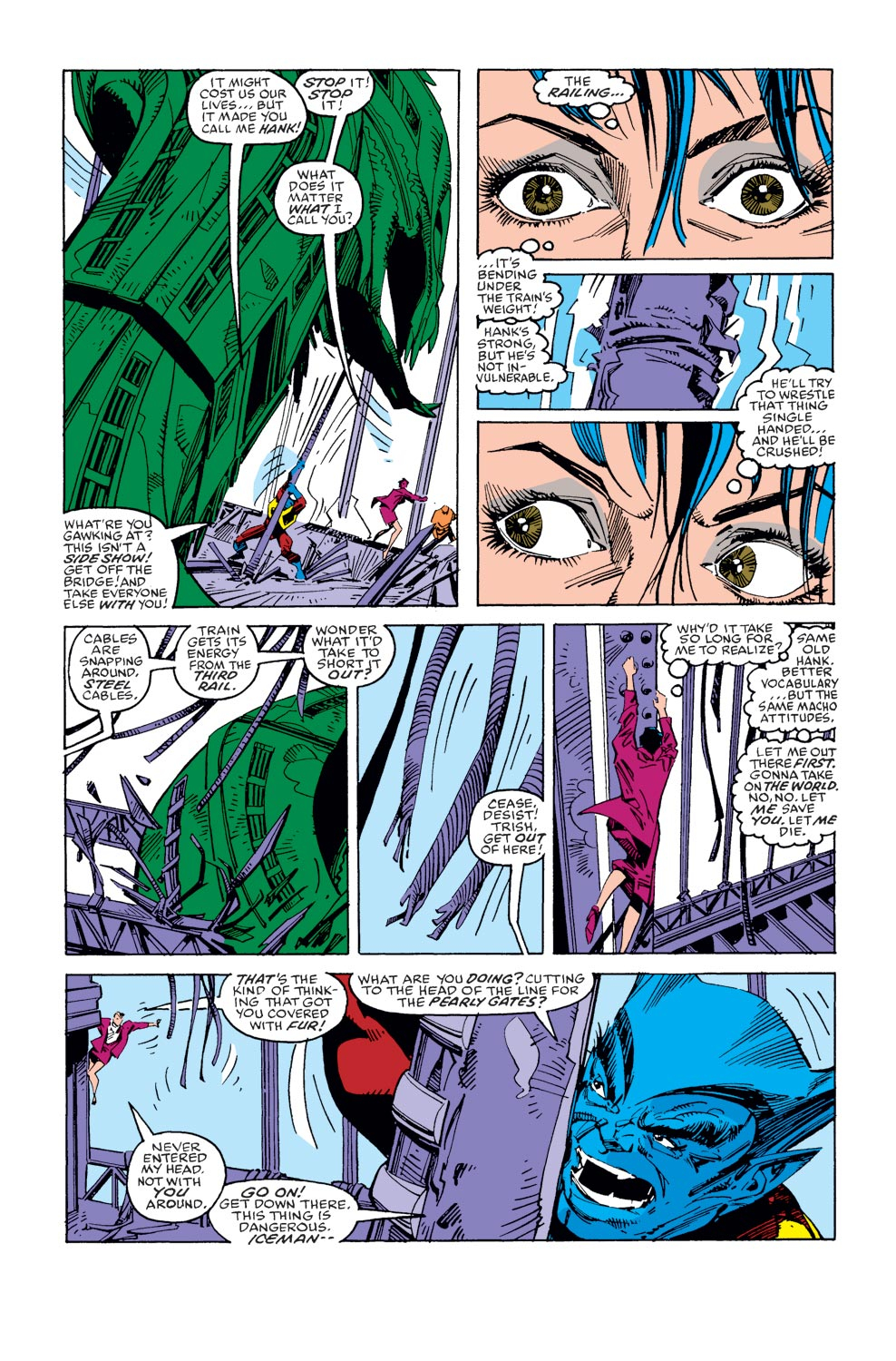 Read online X-Factor (1986) comic -  Issue #36 - 16