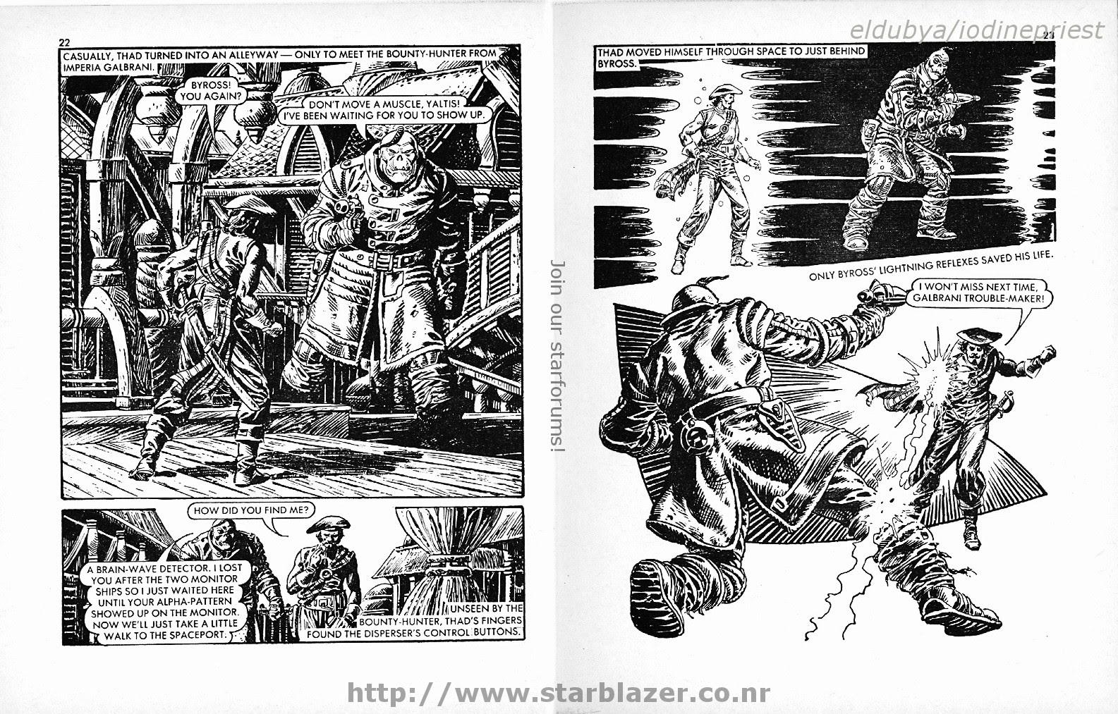 Starblazer issue 141 - Page 13