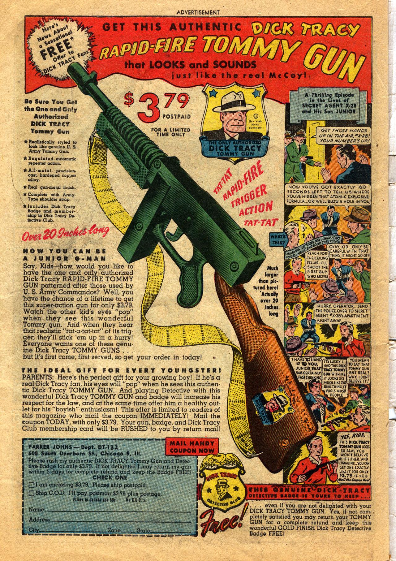 Read online Adventure Comics (1938) comic -  Issue #120 - 50
