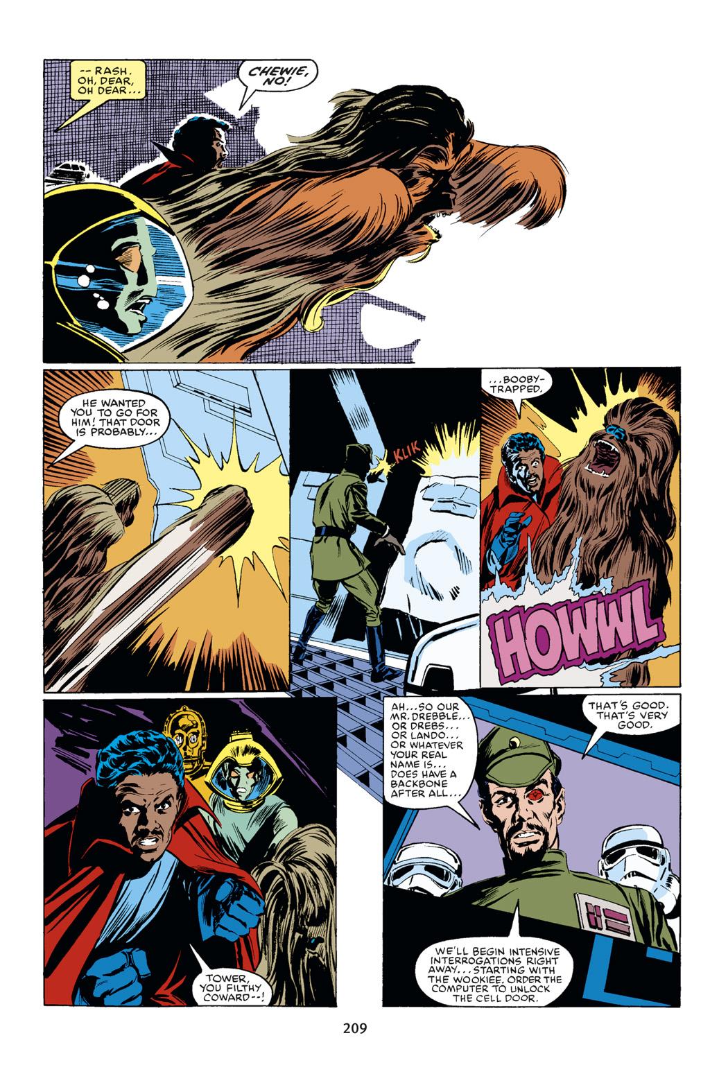 Read online Star Wars Omnibus comic -  Issue # Vol. 18 - 196