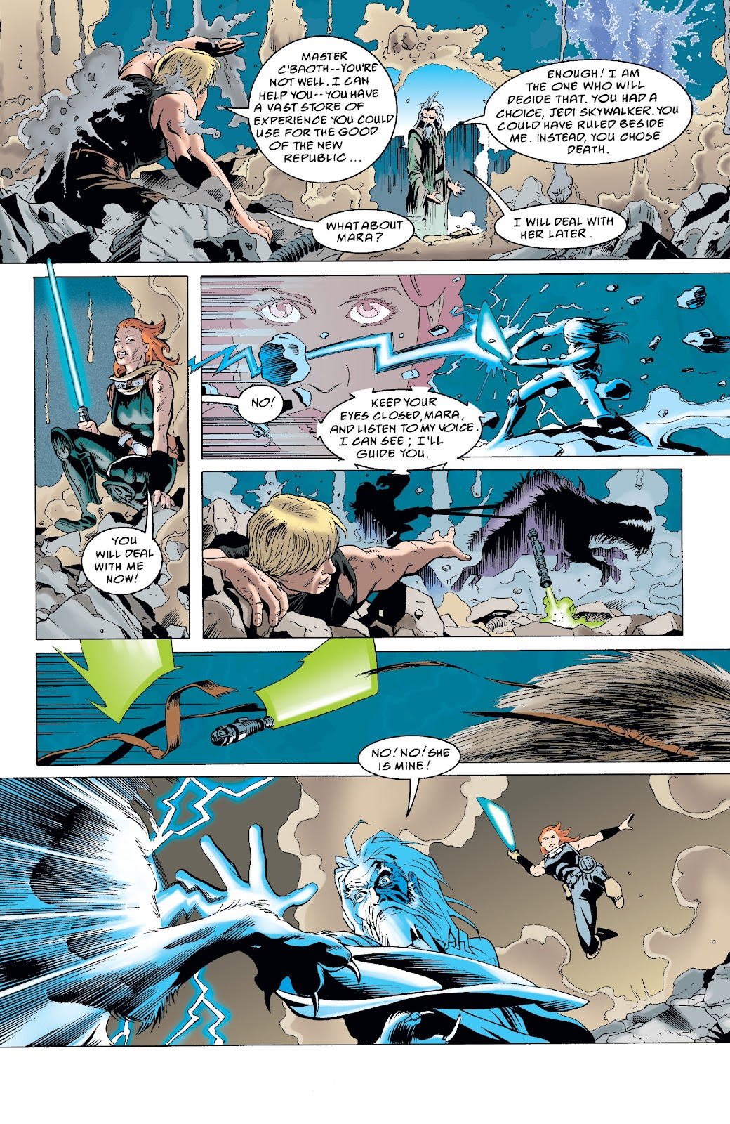 Read online Star Wars Legends: The New Republic - Epic Collection comic -  Issue # TPB 4 (Part 5) - 25