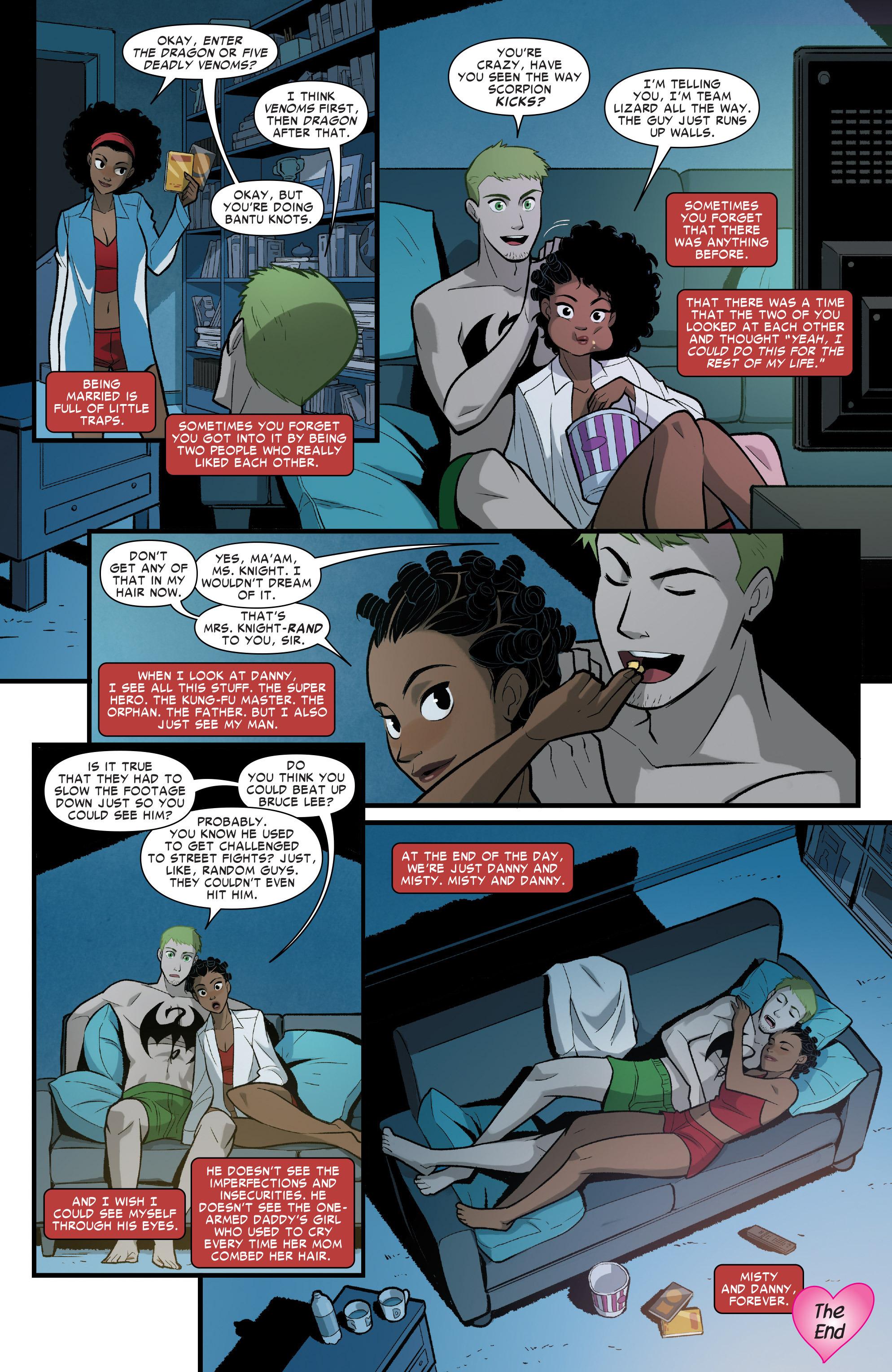 Read online Secret Wars: Secret Love comic -  Issue # Full - 23