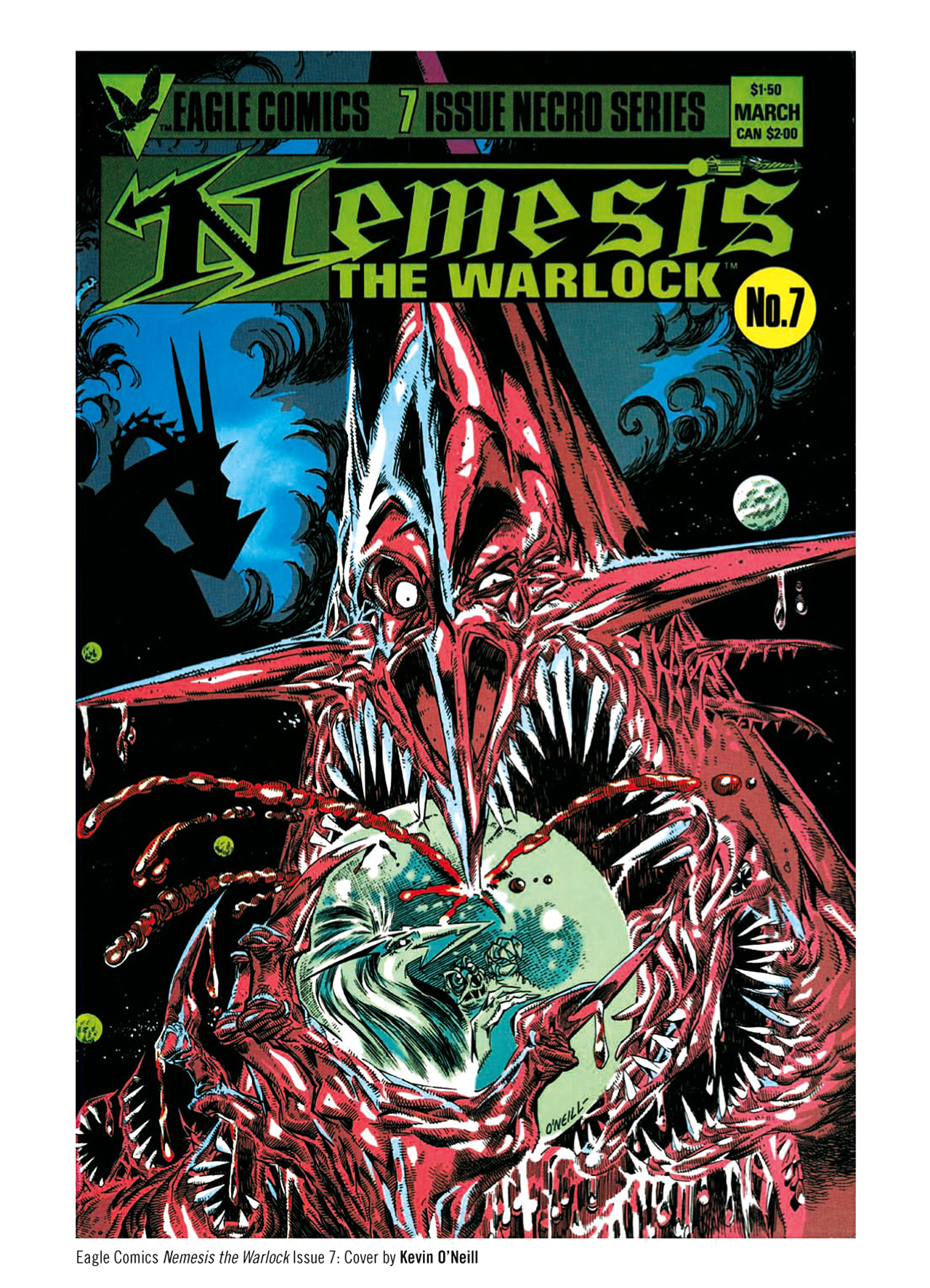 Read online Nemesis The Warlock comic -  Issue # TPB Deviant Edition - 228