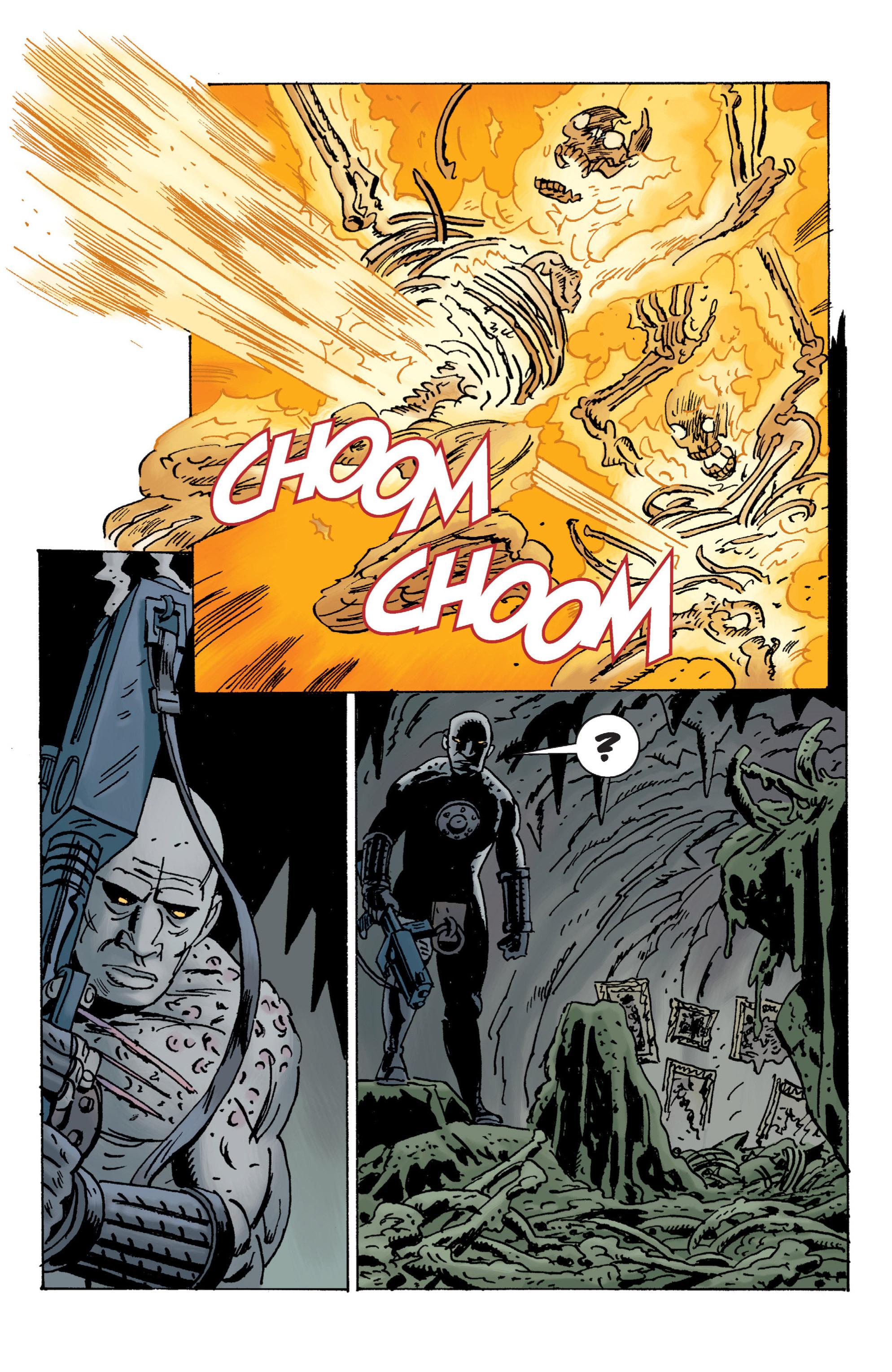 Read online B.P.R.D. (2003) comic -  Issue # TPB 12 - 30