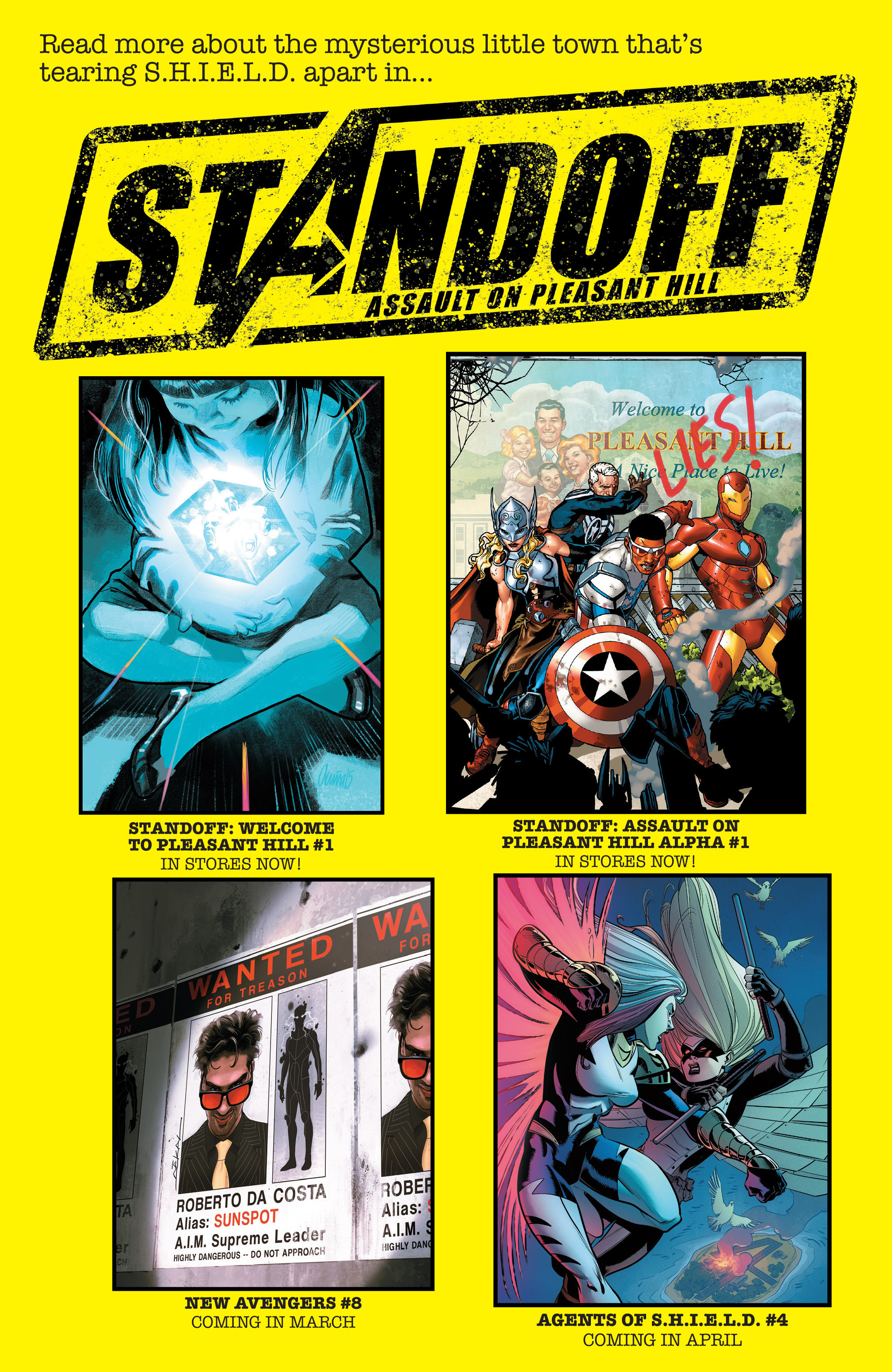 Read online Agents of S.H.I.E.L.D. comic -  Issue #3 - 23