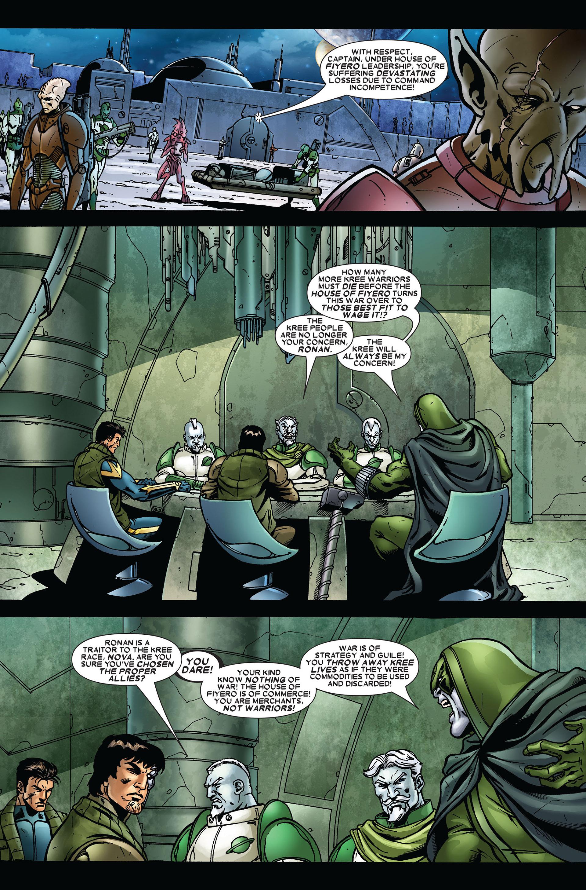 Read online Annihilation comic -  Issue #2 - 9