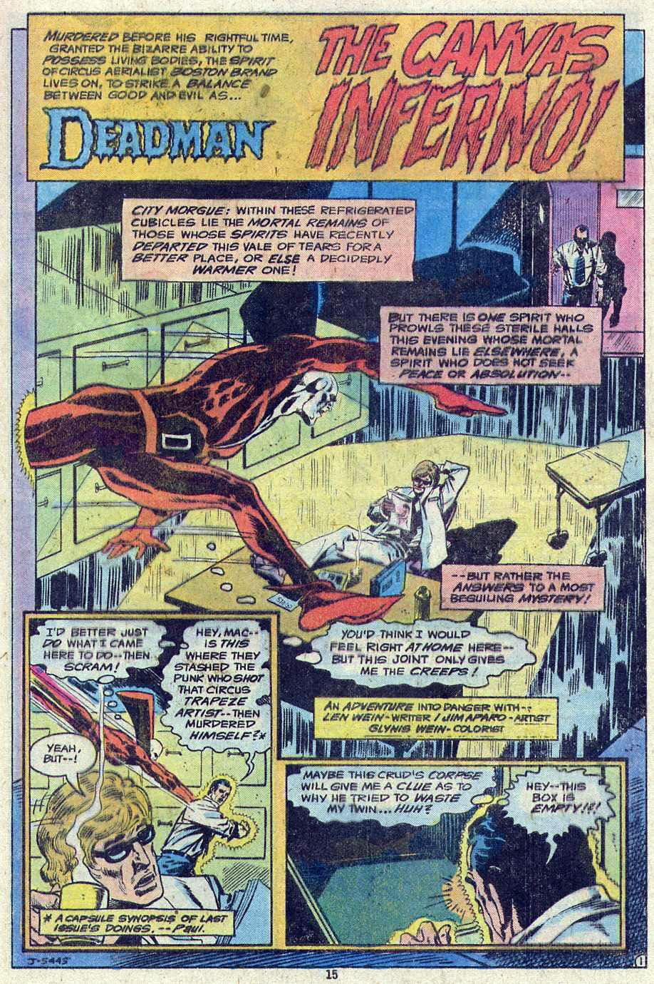 Read online Adventure Comics (1938) comic -  Issue #460 - 15