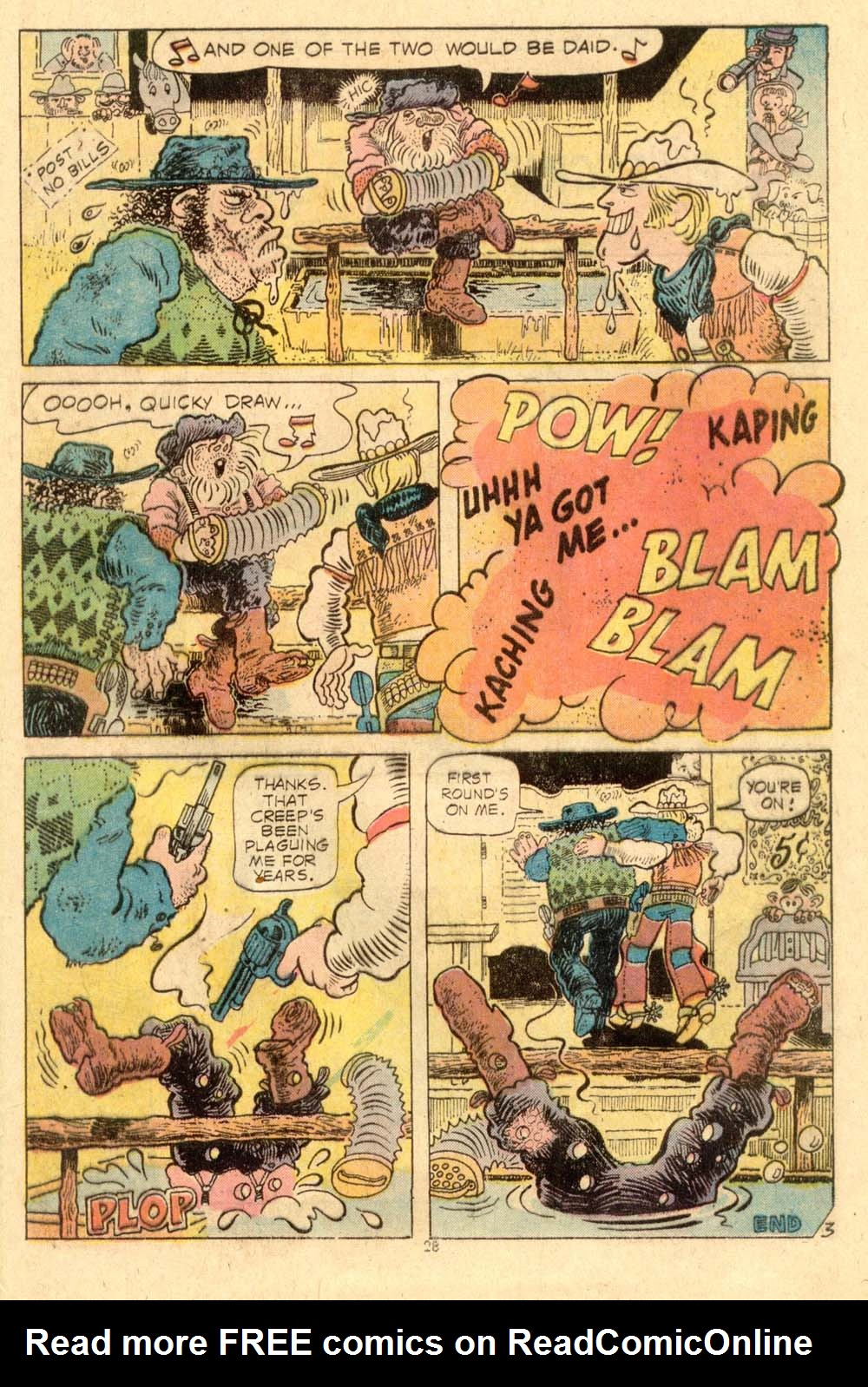 Read online Plop! comic -  Issue #6 - 29