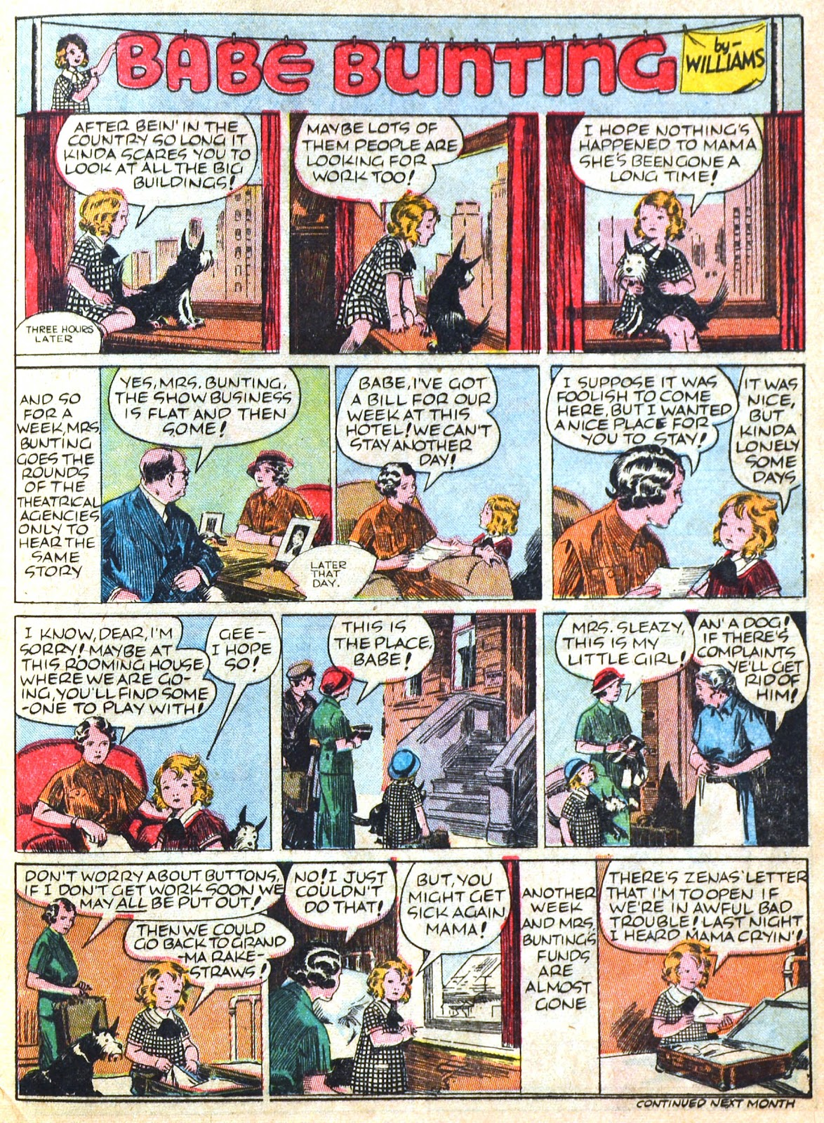 Read online Famous Funnies comic -  Issue #51 - 55