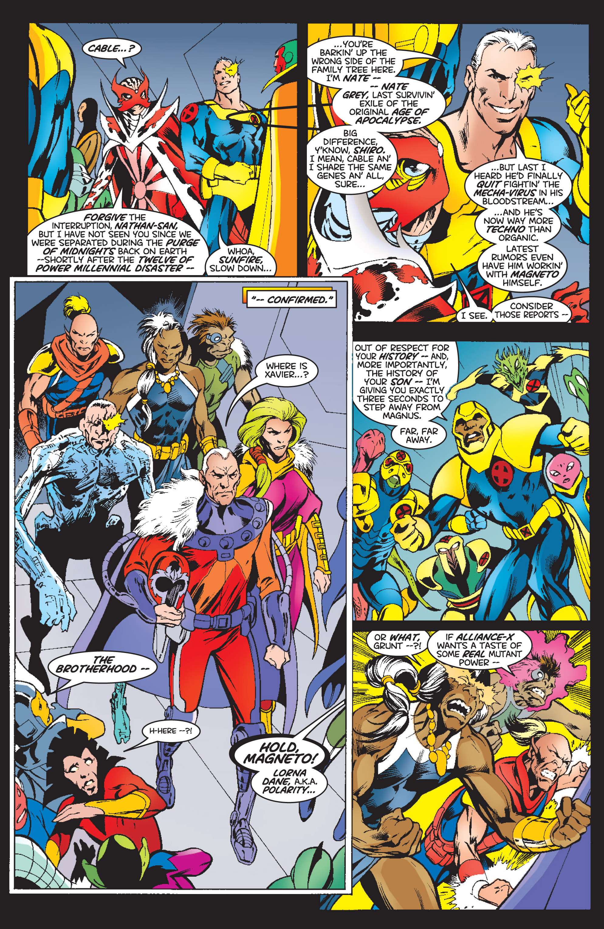 X-Men (1991) 98 Page 8