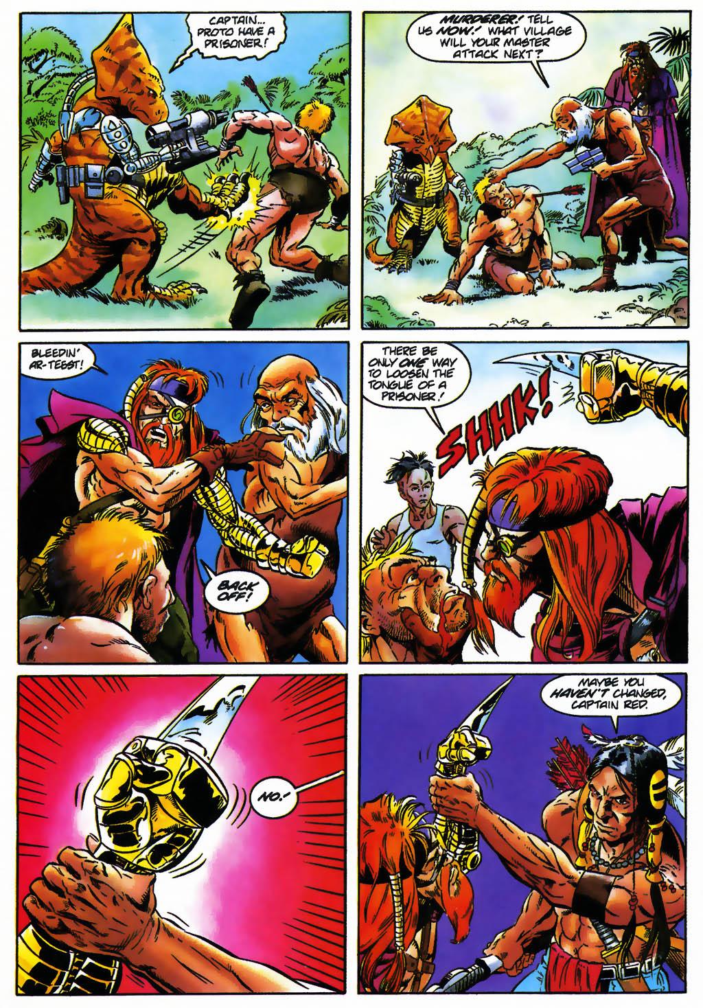 Read online Turok, Dinosaur Hunter (1993) comic -  Issue #26 - 11