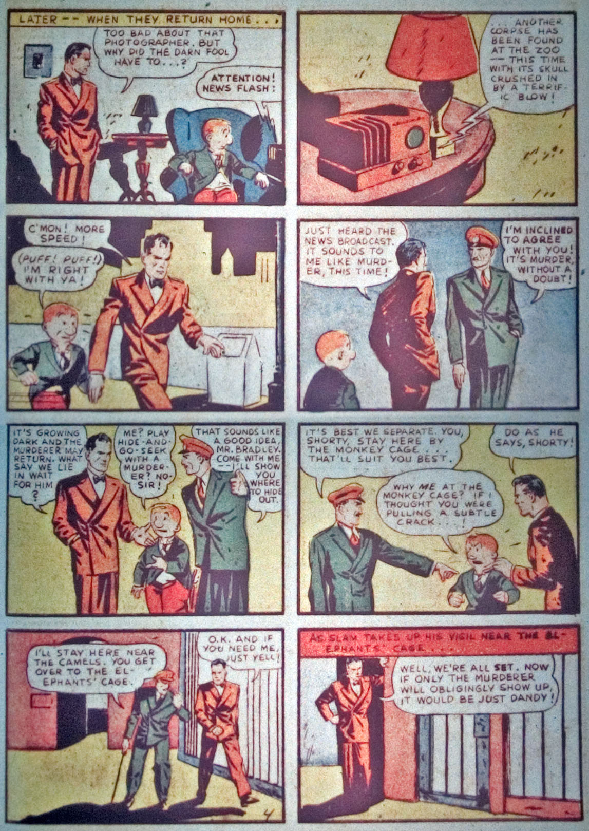 Read online Detective Comics (1937) comic -  Issue #31 - 57