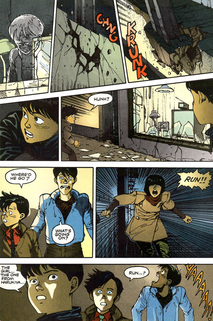 Read online Akira comic -  Issue #1 - 46