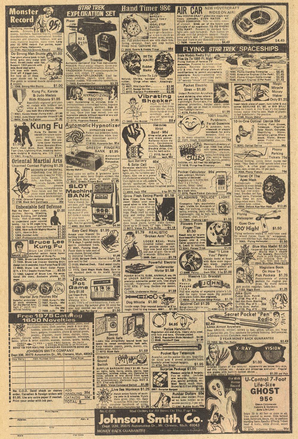 Read online Adventure Comics (1938) comic -  Issue #441 - 8