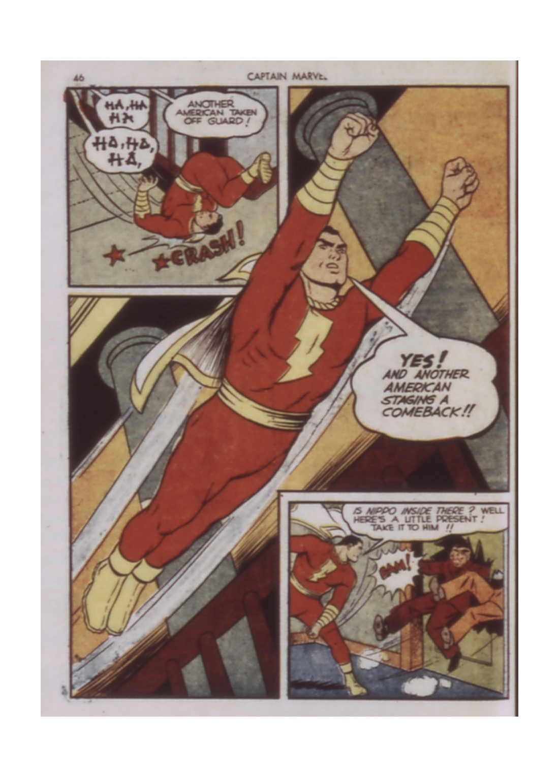 Captain Marvel Adventures issue 9 - Page 46