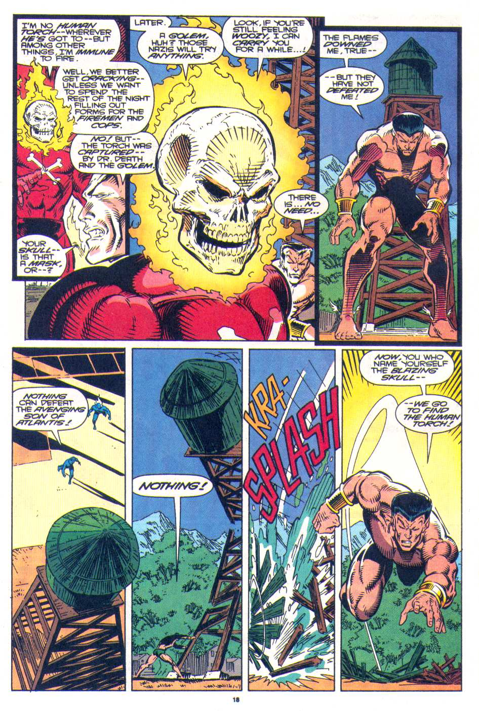 Read online The Invaders (1993) comic -  Issue #2 - 15