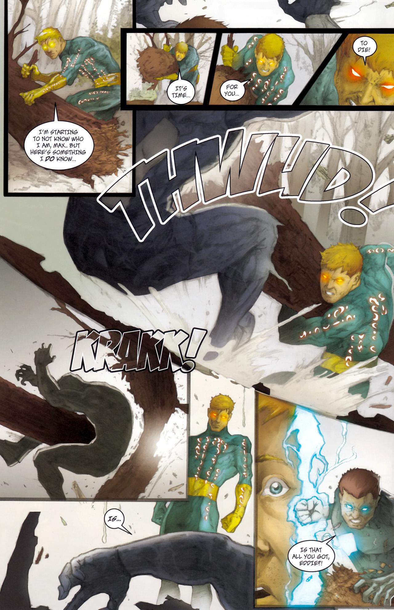 Read online Phoenix comic -  Issue #5 - 11