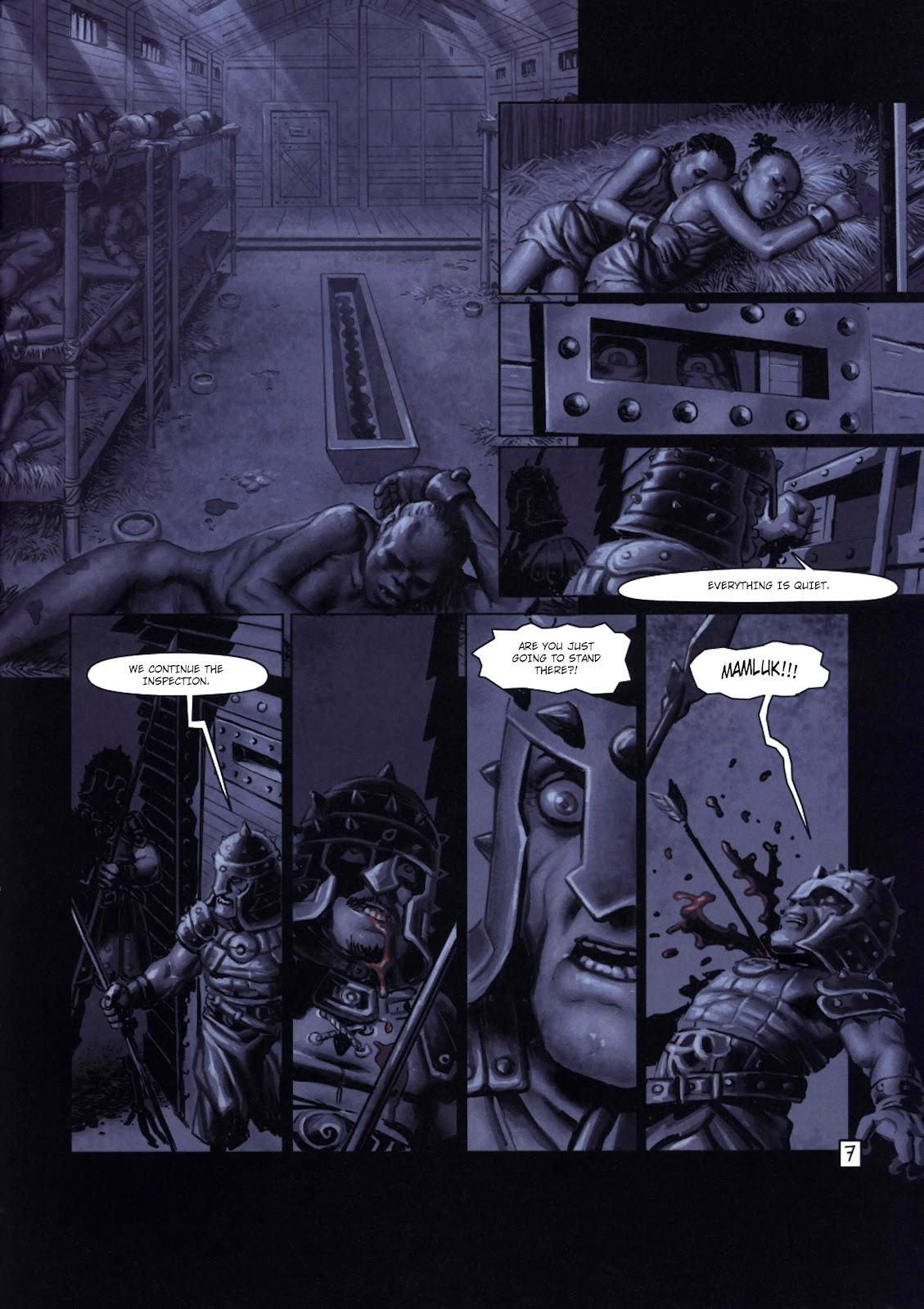 Read online Orks comic -  Issue #2 - 10