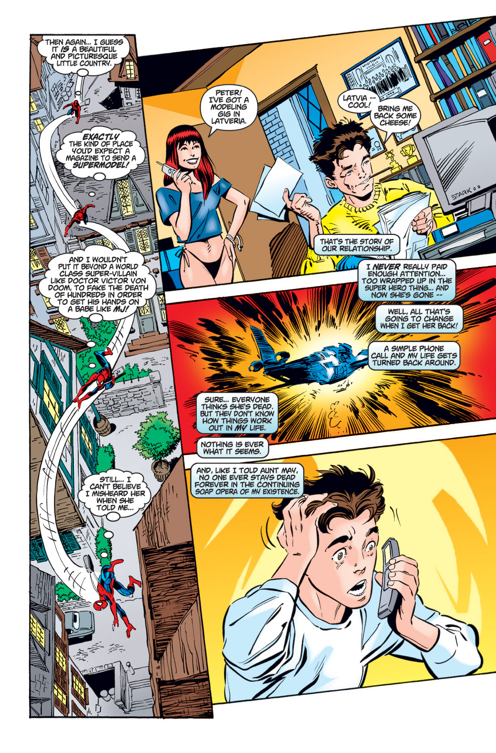 The Amazing Spider-Man (1999) 15 Page 4