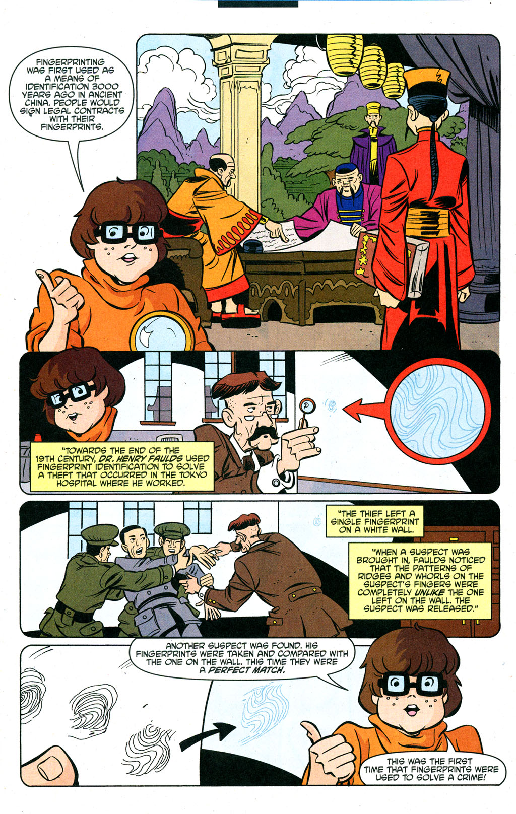Read online Scooby-Doo (1997) comic -  Issue #89 - 15