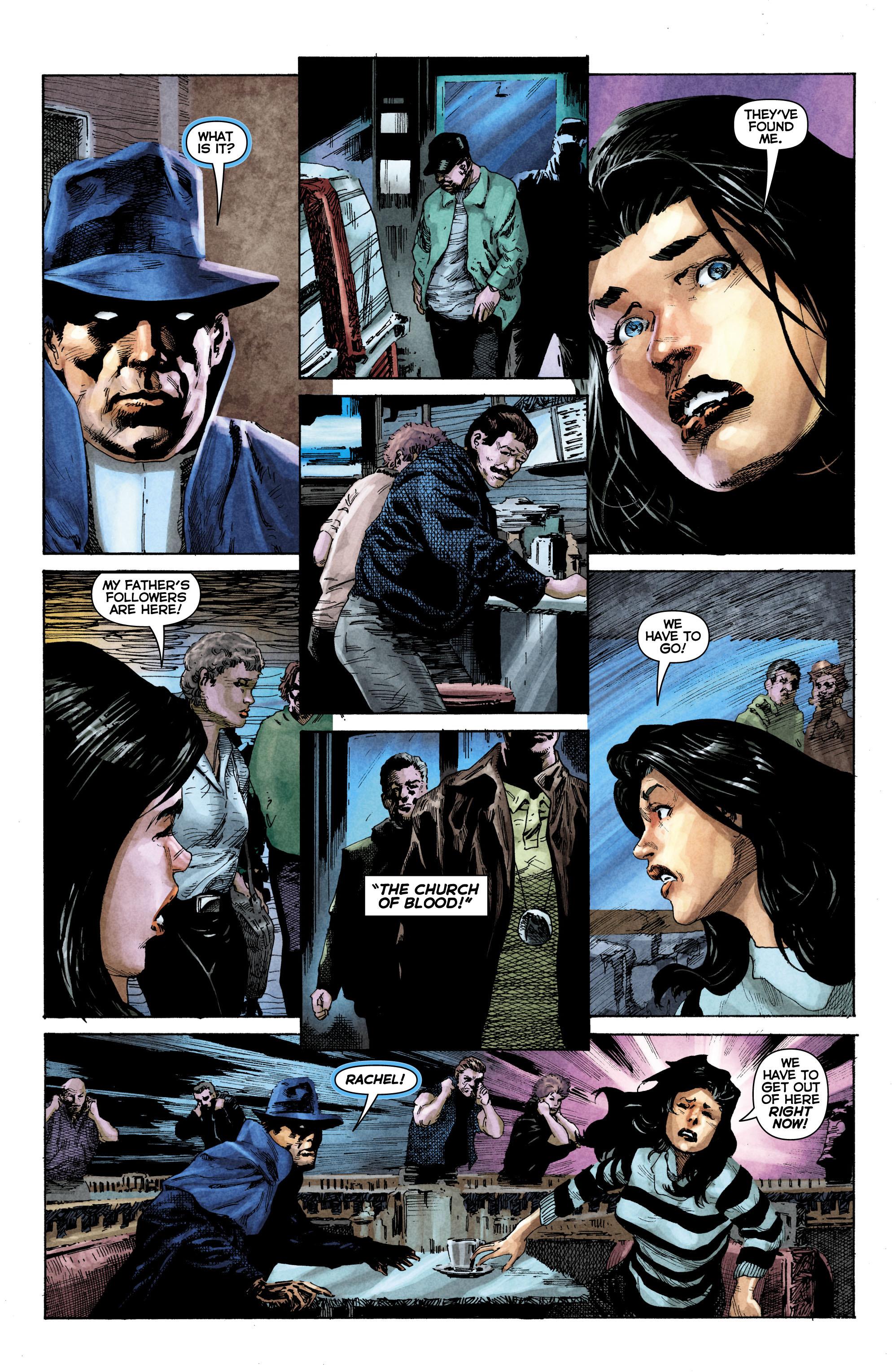 Read online Trinity of Sin: The Phantom Stranger comic -  Issue #1 - 10