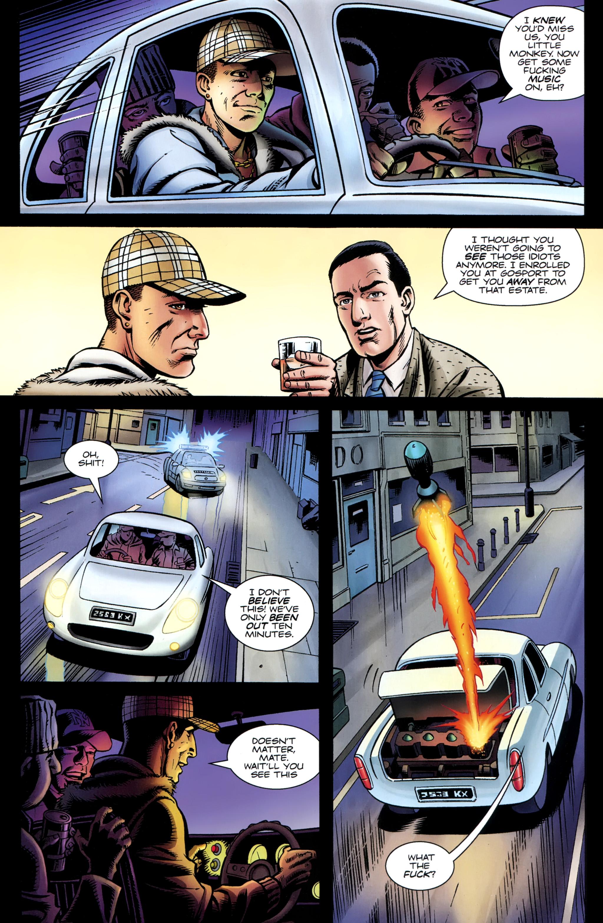 Read online Secret Service comic -  Issue #4 - 4