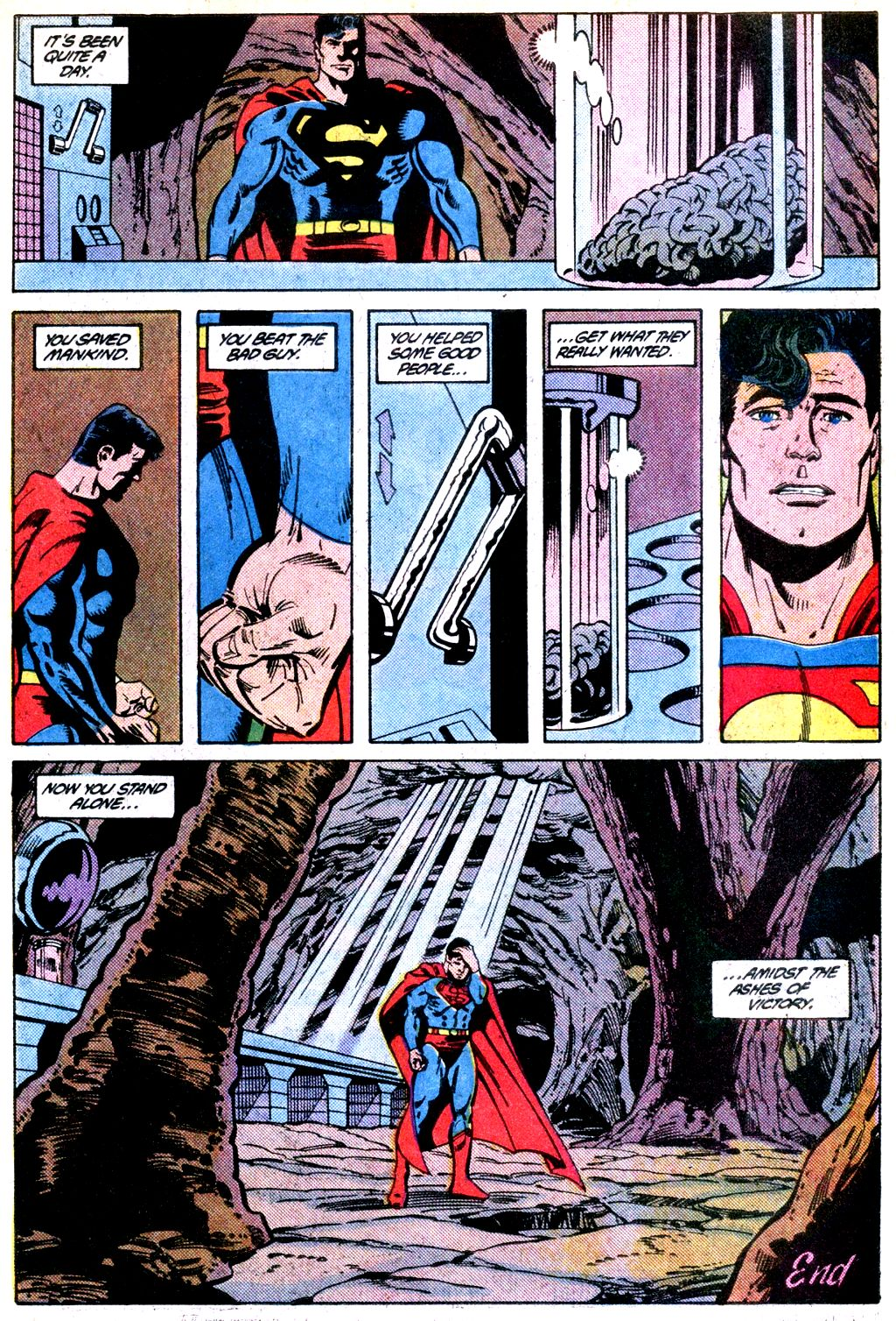 Read online Adventures of Superman (1987) comic -  Issue #Adventures of Superman (1987) _Annual 1 - 39