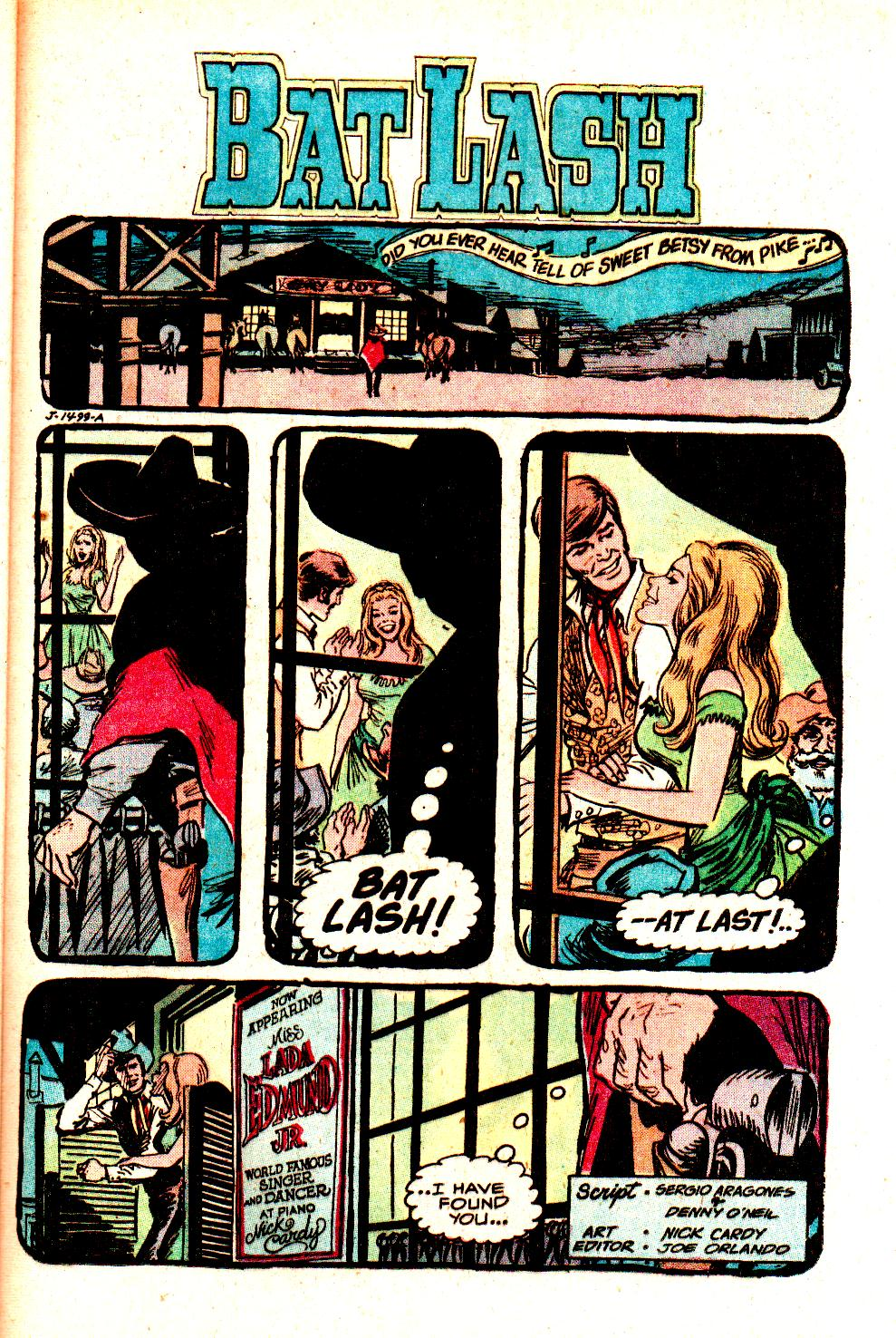 Read online All-Star Western (1970) comic -  Issue #11 - 37