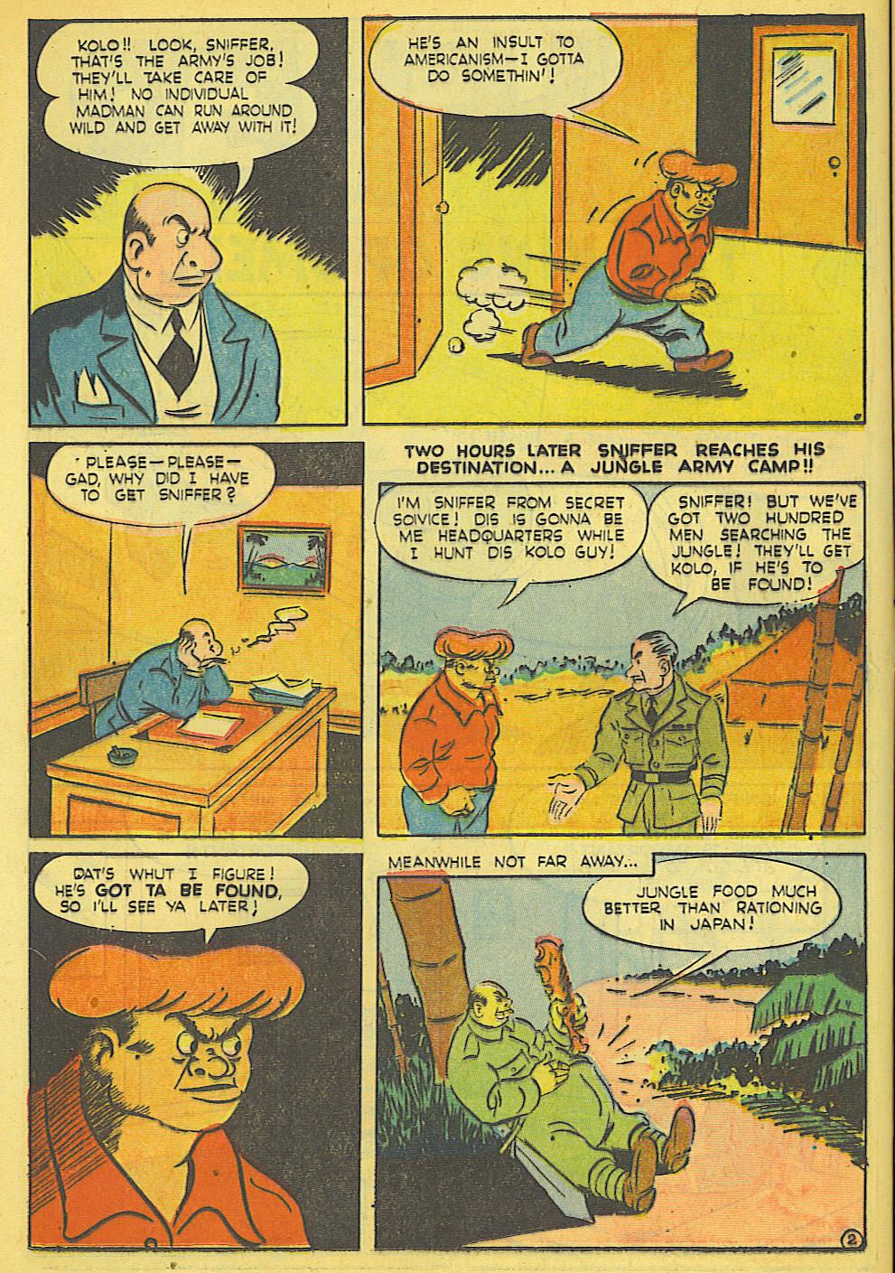 Daredevil (1941) issue 21 - Page 26