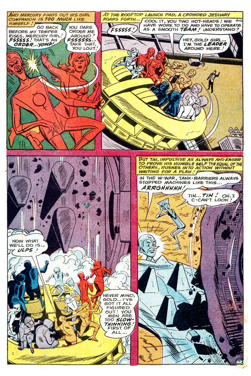 Metal Men (1963) issue 32 - Page 7