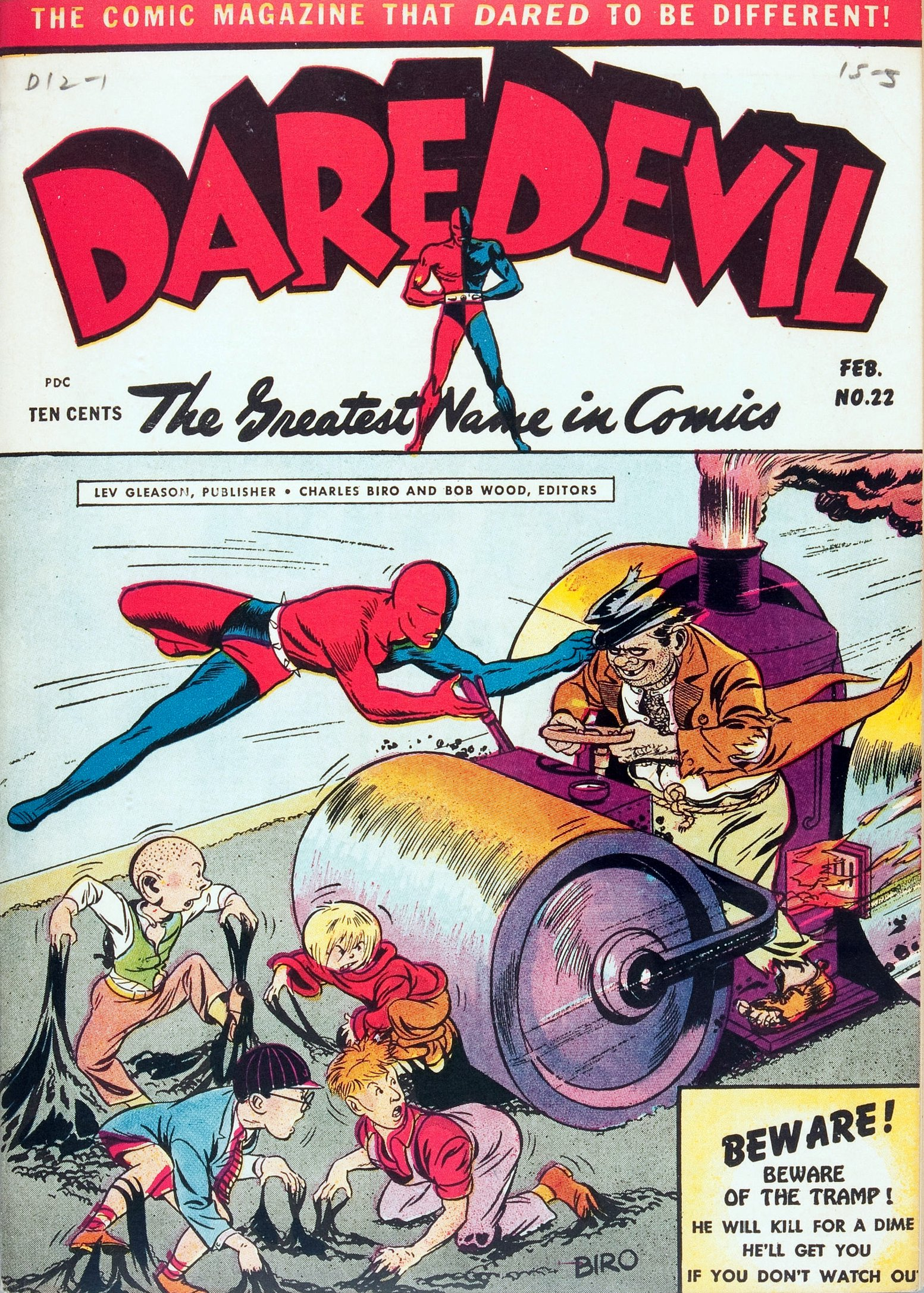 Daredevil (1941) 22 Page 1