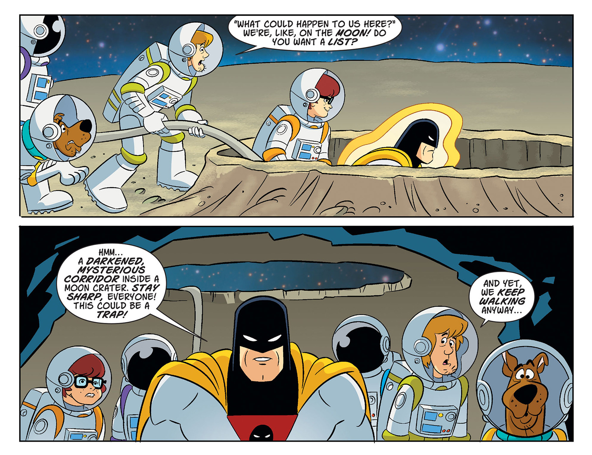 Read online Scooby-Doo! Team-Up comic -  Issue #40 - 10