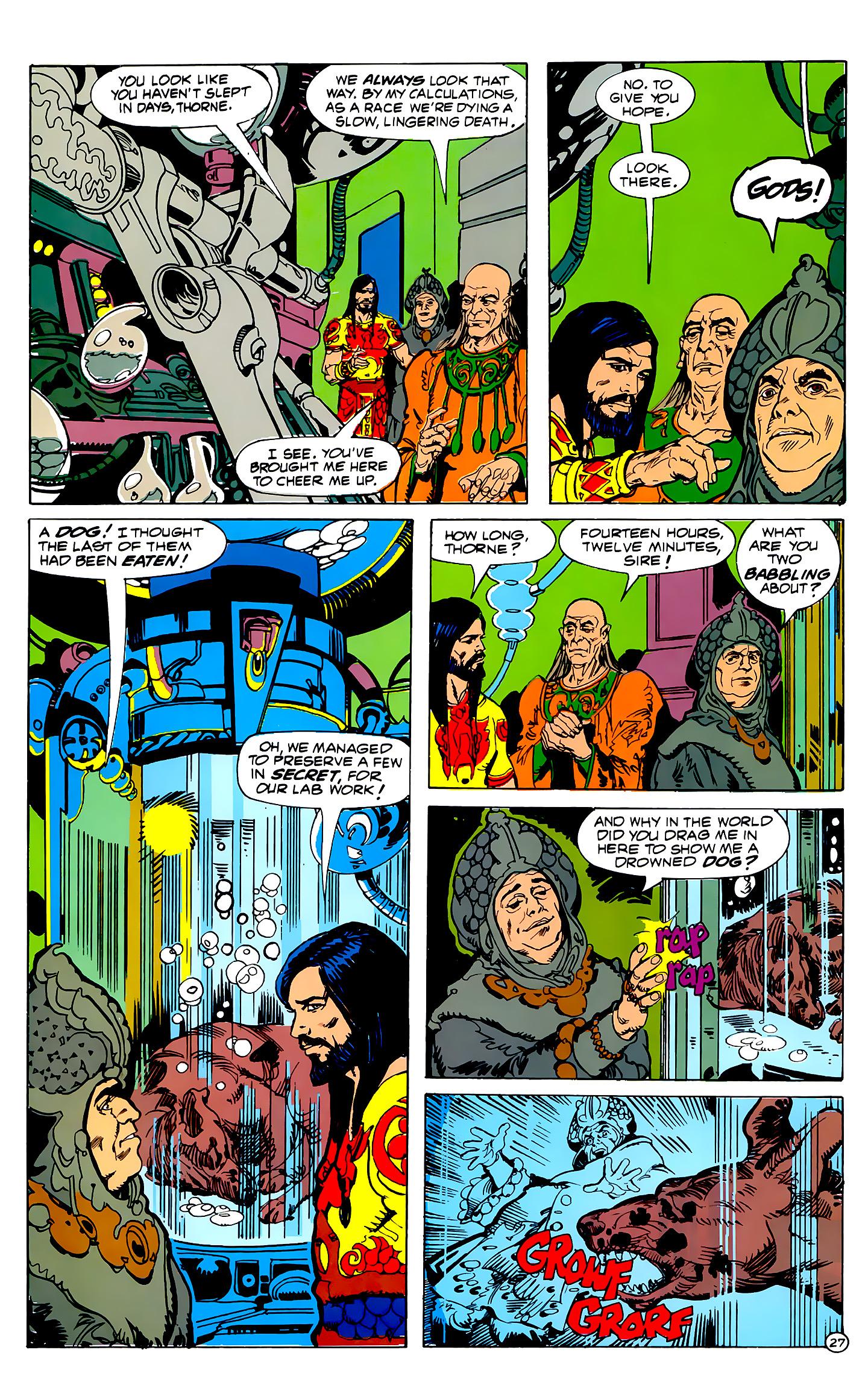 Read online Atlantis Chronicles comic -  Issue #2 - 27