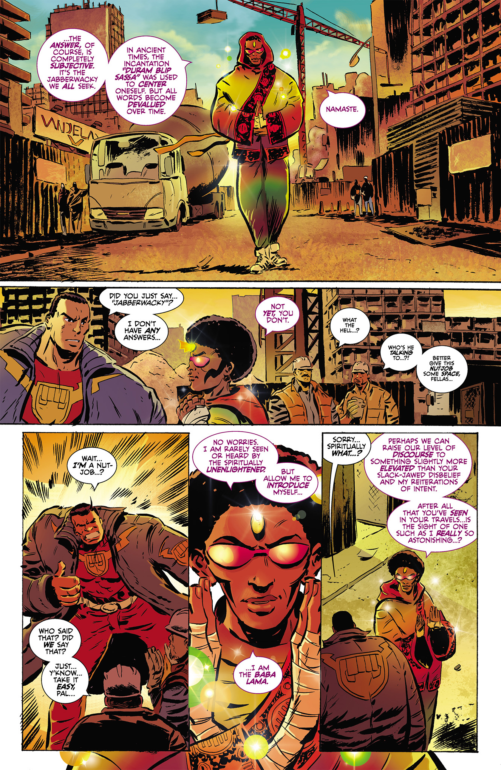Read online Catalyst Comix comic -  Issue #2 - 10