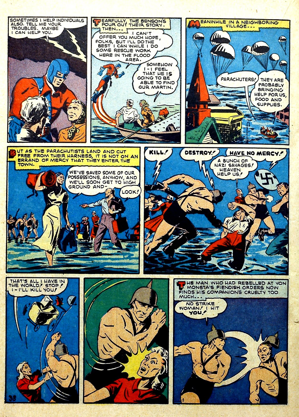Our Flag Comics issue 4 - Page 40