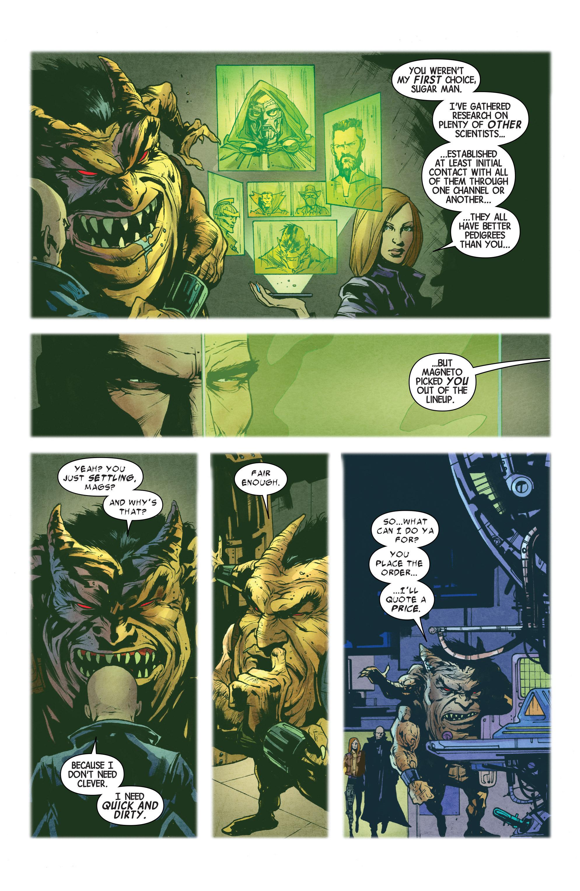 Read online Secret Wars: Last Days of the Marvel Universe comic -  Issue # TPB (Part 1) - 166