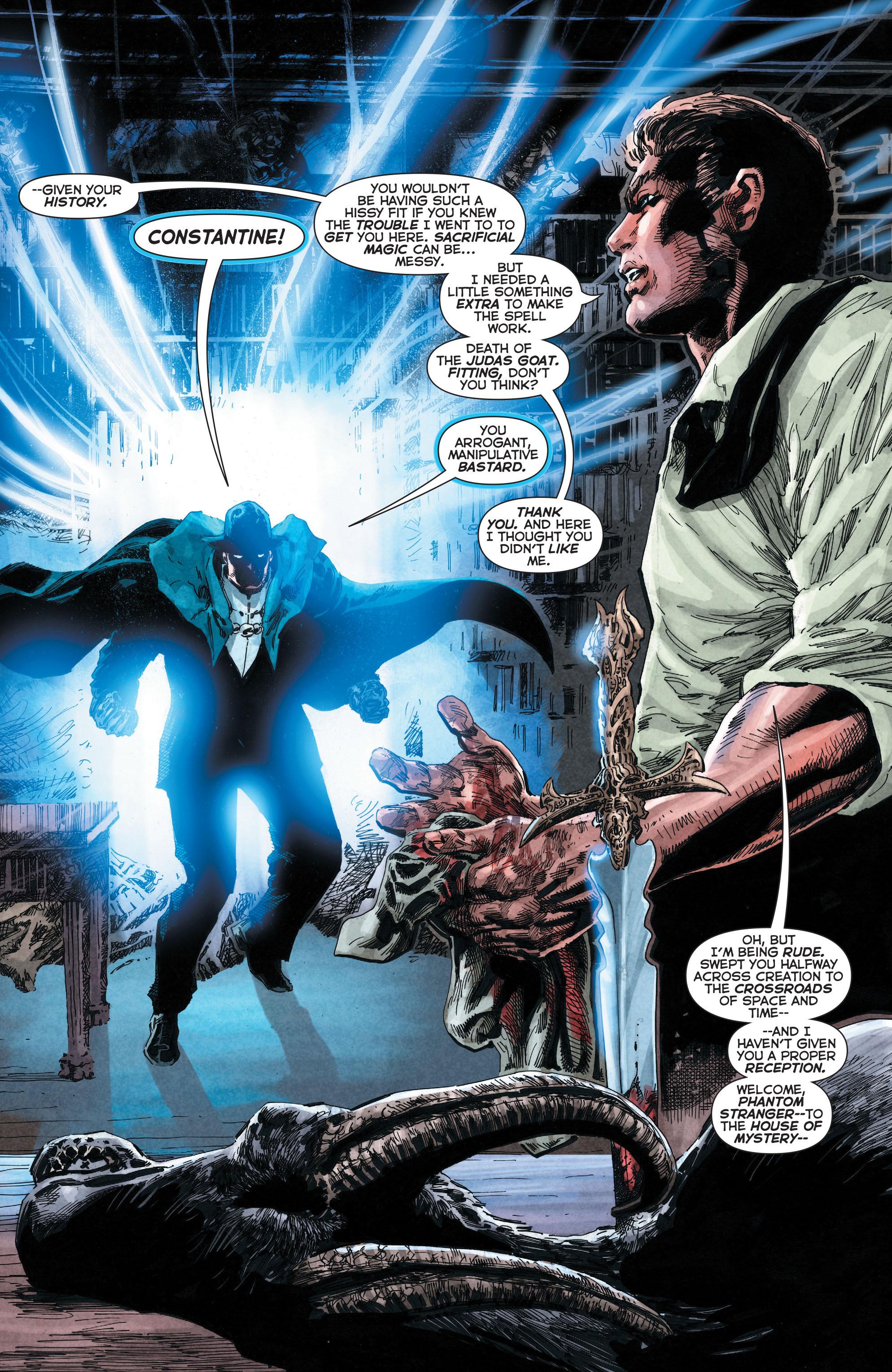 Read online Trinity of Sin: The Phantom Stranger comic -  Issue #4 - 8