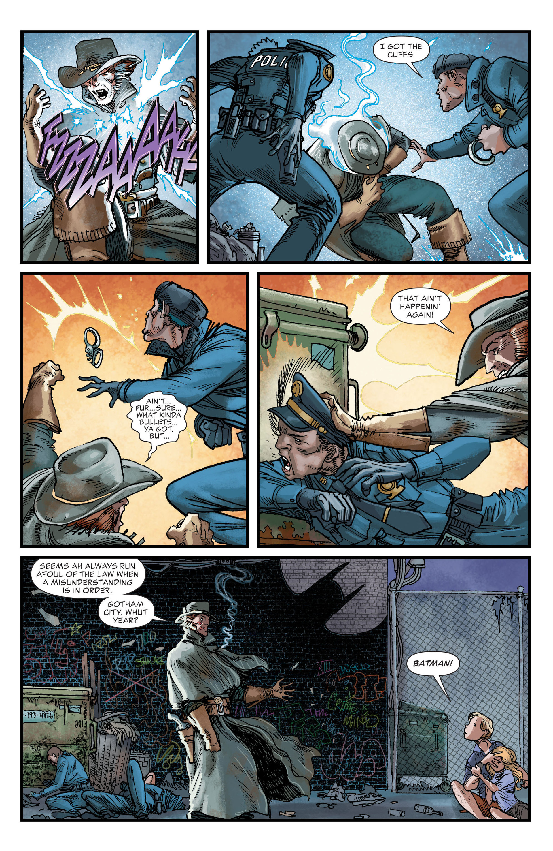 Read online All-Star Western (2011) comic -  Issue #21 - 14