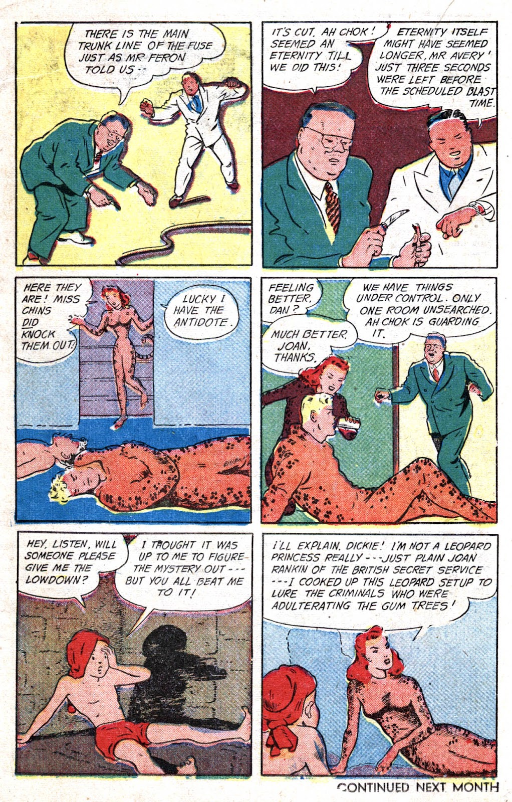 Read online Famous Funnies comic -  Issue #173 - 24
