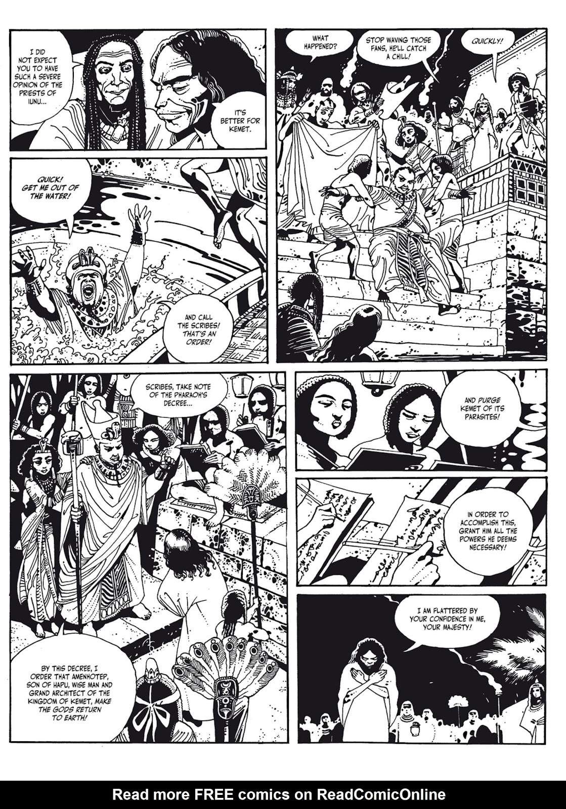 Read online The Egyptian Princesses comic -  Issue # TPB 1 (Part 2) - 47