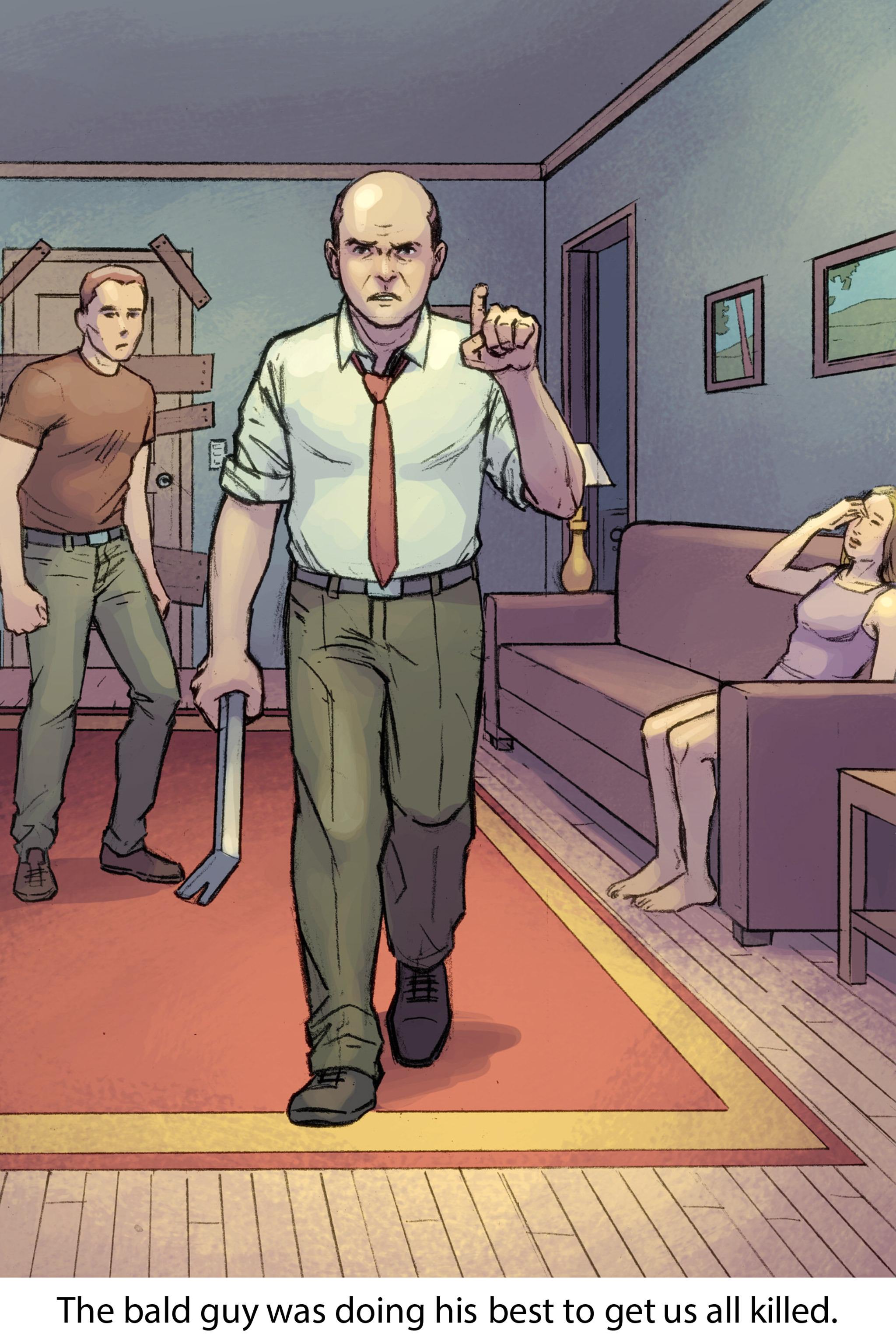 Read online Soul comic -  Issue #2 - 55